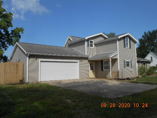 502 W Columbia Street Property Photo - Rockford, OH real estate listing