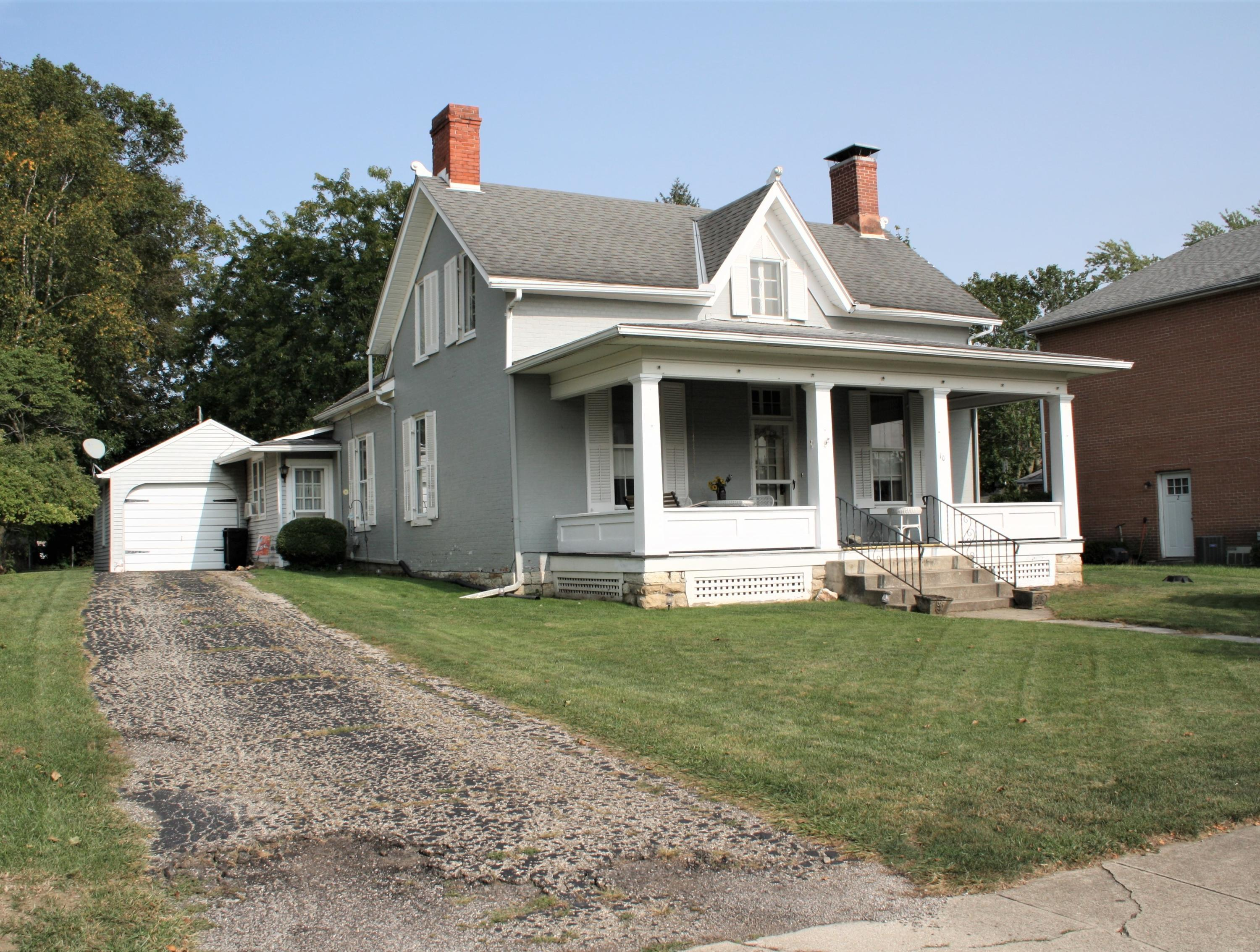 10 N Chillicothe Street Property Photo - South Charleston, OH real estate listing