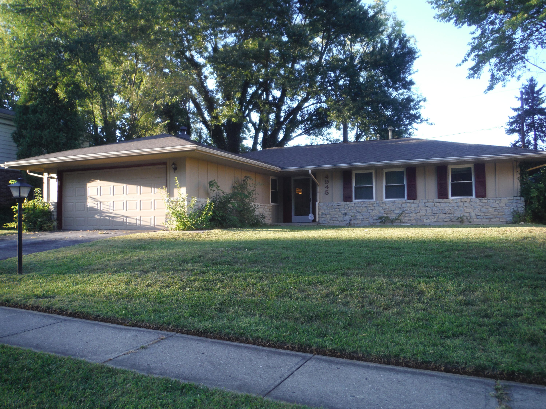 4945 Pepperwood Drive Property Photo 1