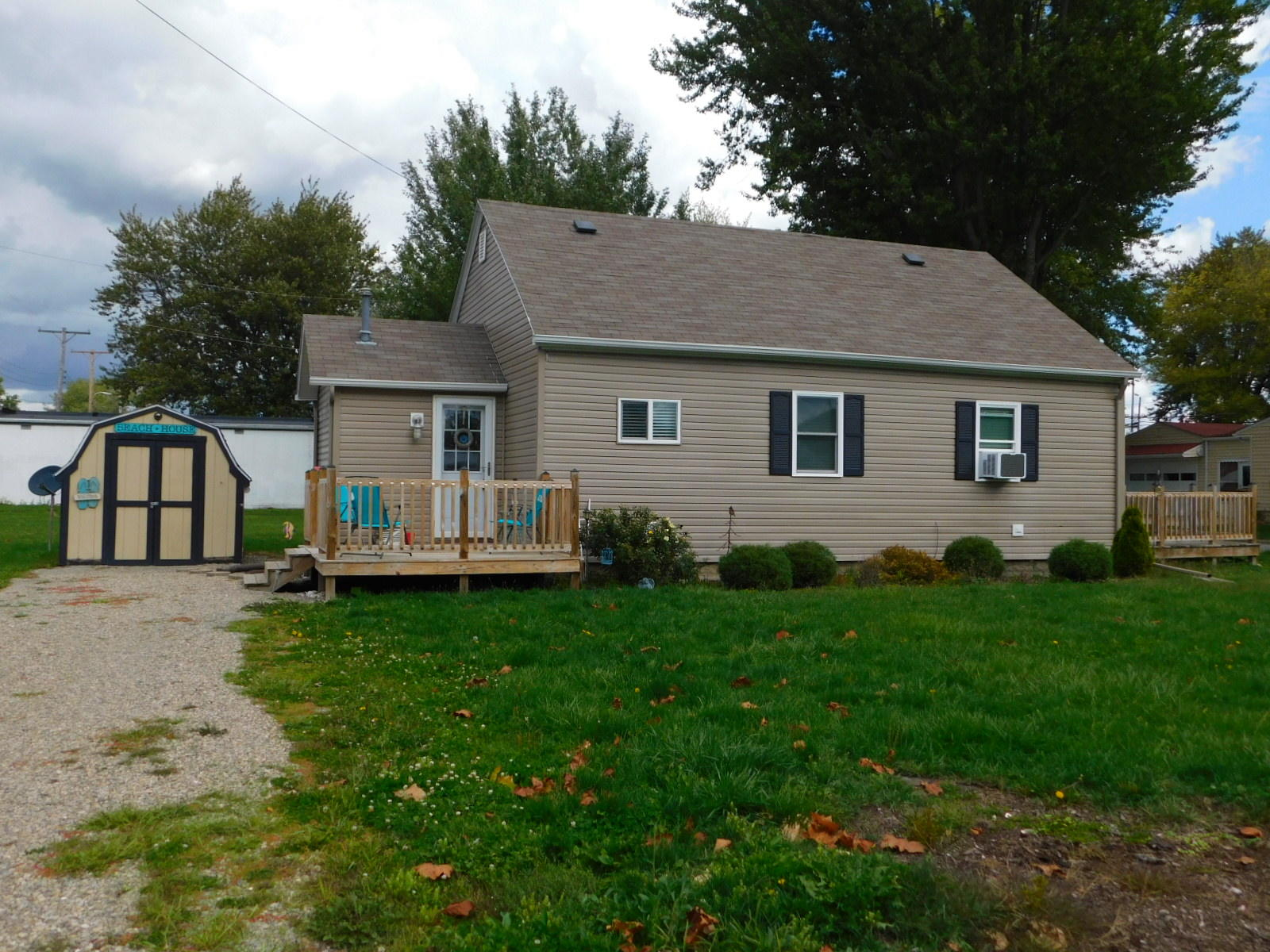 234 Russell Street Property Photo - Russells Point, OH real estate listing