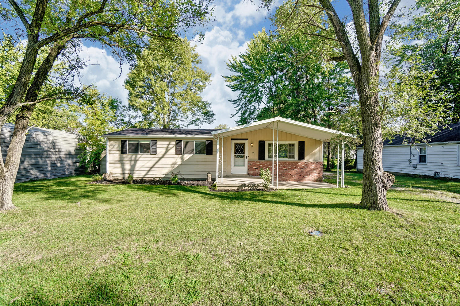 201 E Elliott Road Property Photo - Russells Point, OH real estate listing