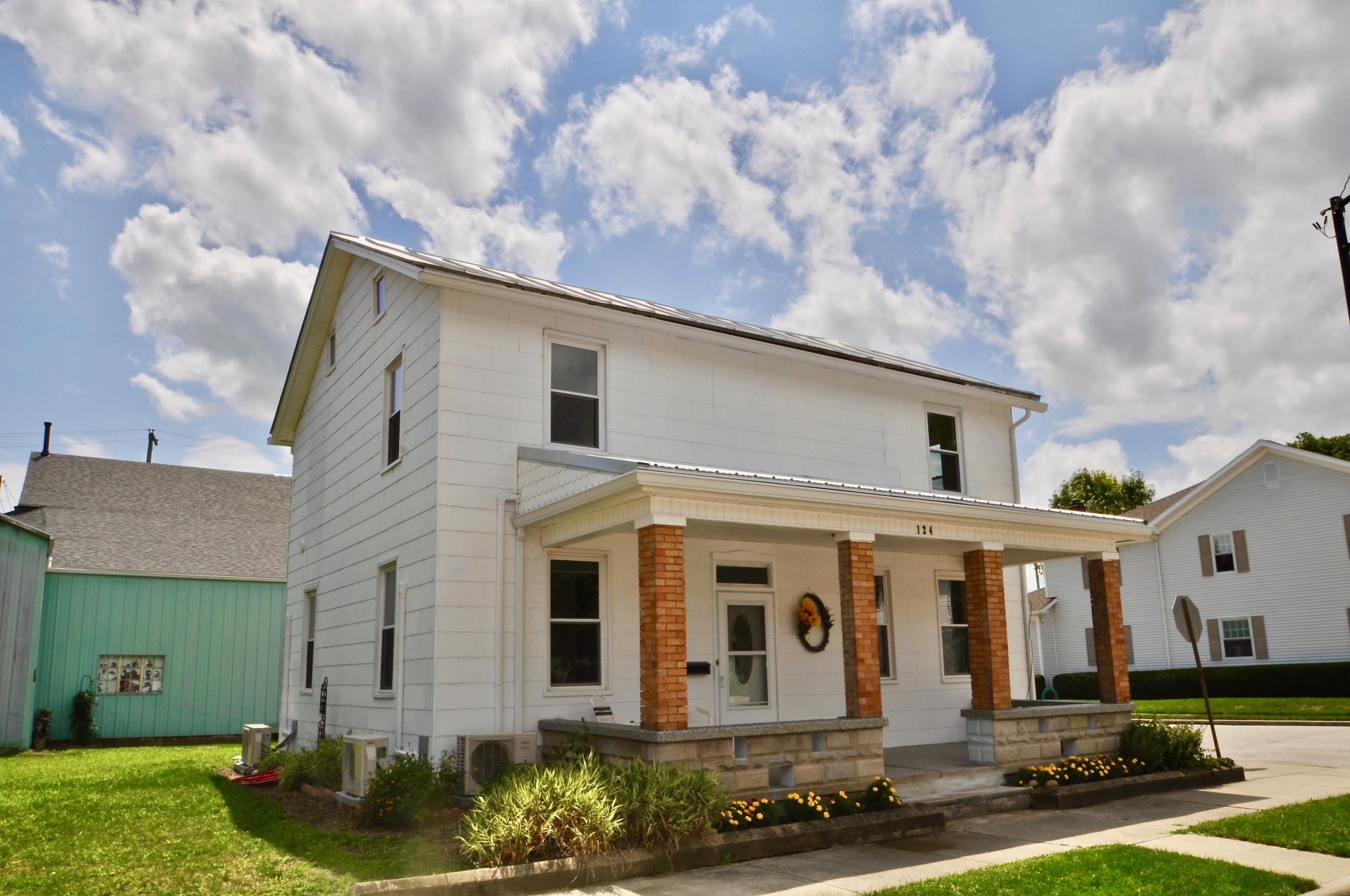 124 W George Street Property Photo - Arcanum, OH real estate listing