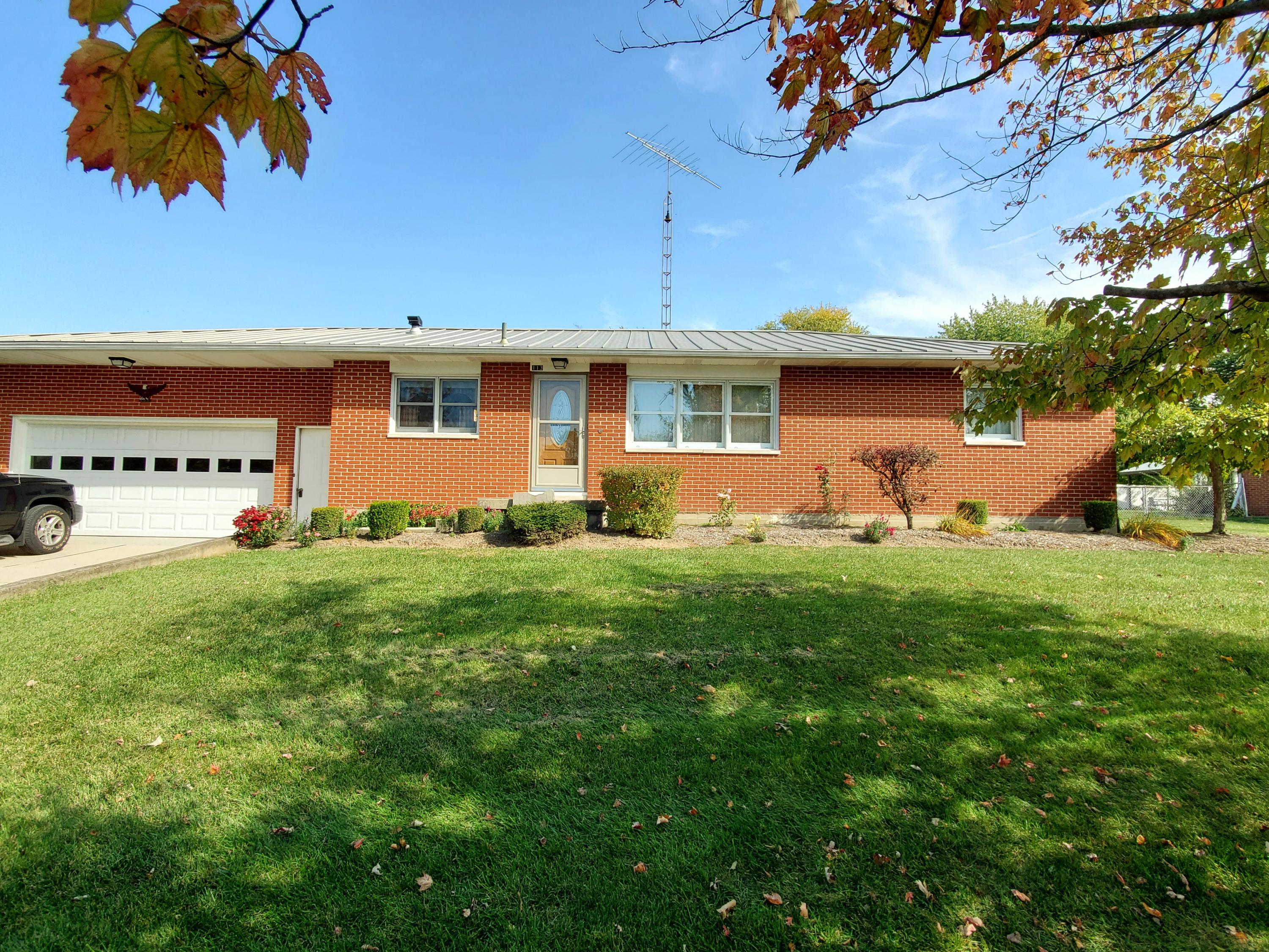 113 Marvin Street Property Photo - Gettysburg, OH real estate listing