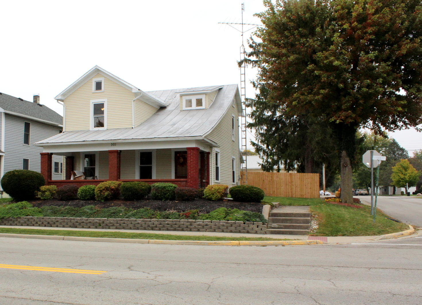 301 N Main Street Property Photo - Ansonia, OH real estate listing