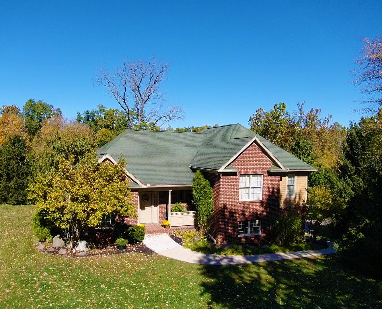 3901 Hominy Ridge Road Property Photo 1