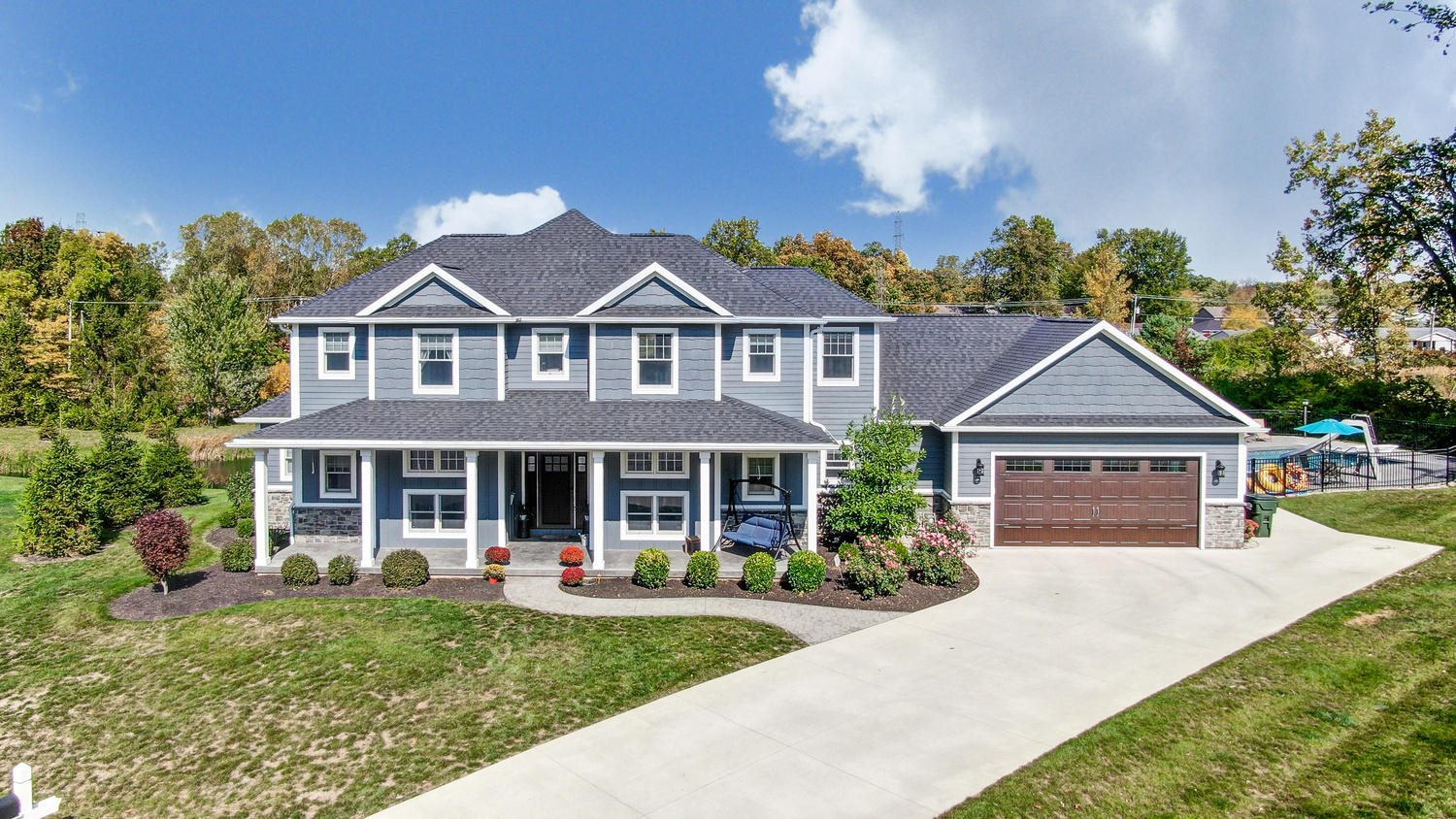 2916 Autumn Leaves Court Property Photo - Lima, OH real estate listing