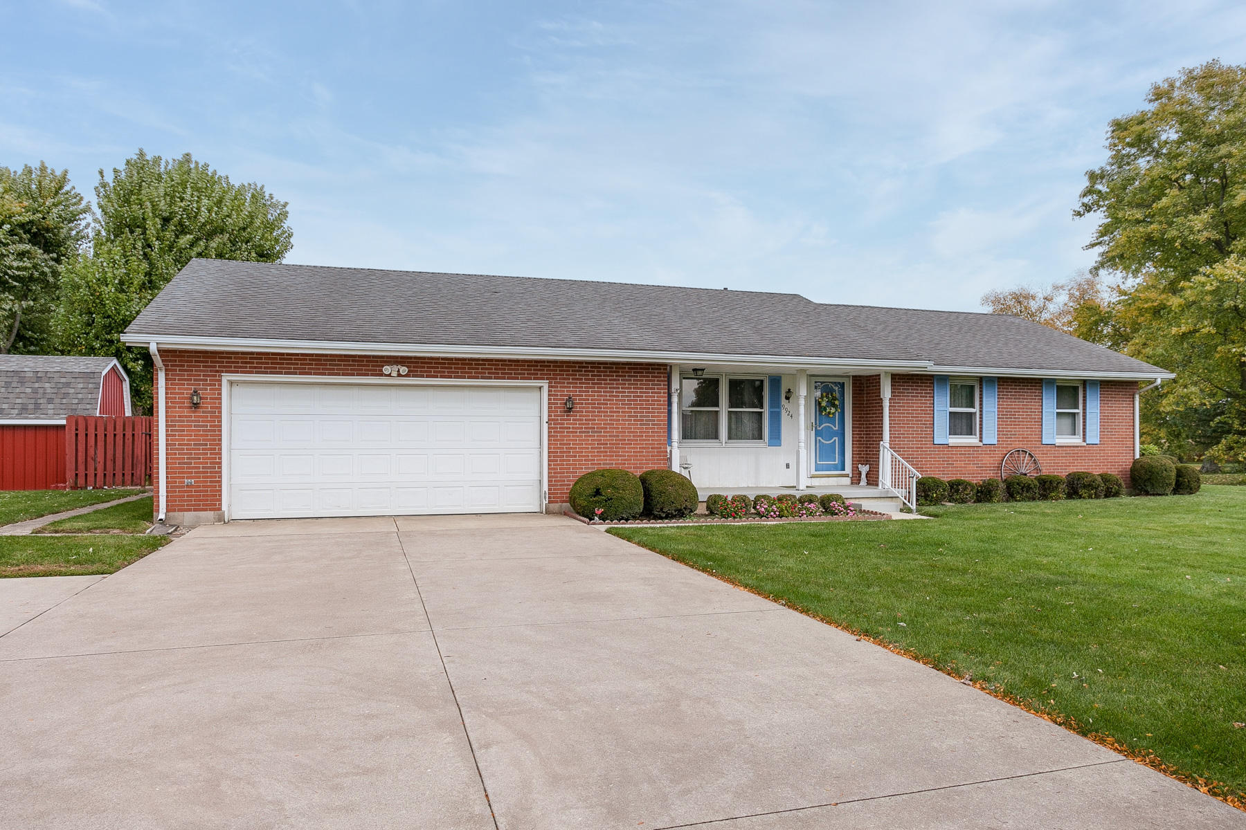 9924 Grandview Drive Property Photo - Bradford, OH real estate listing