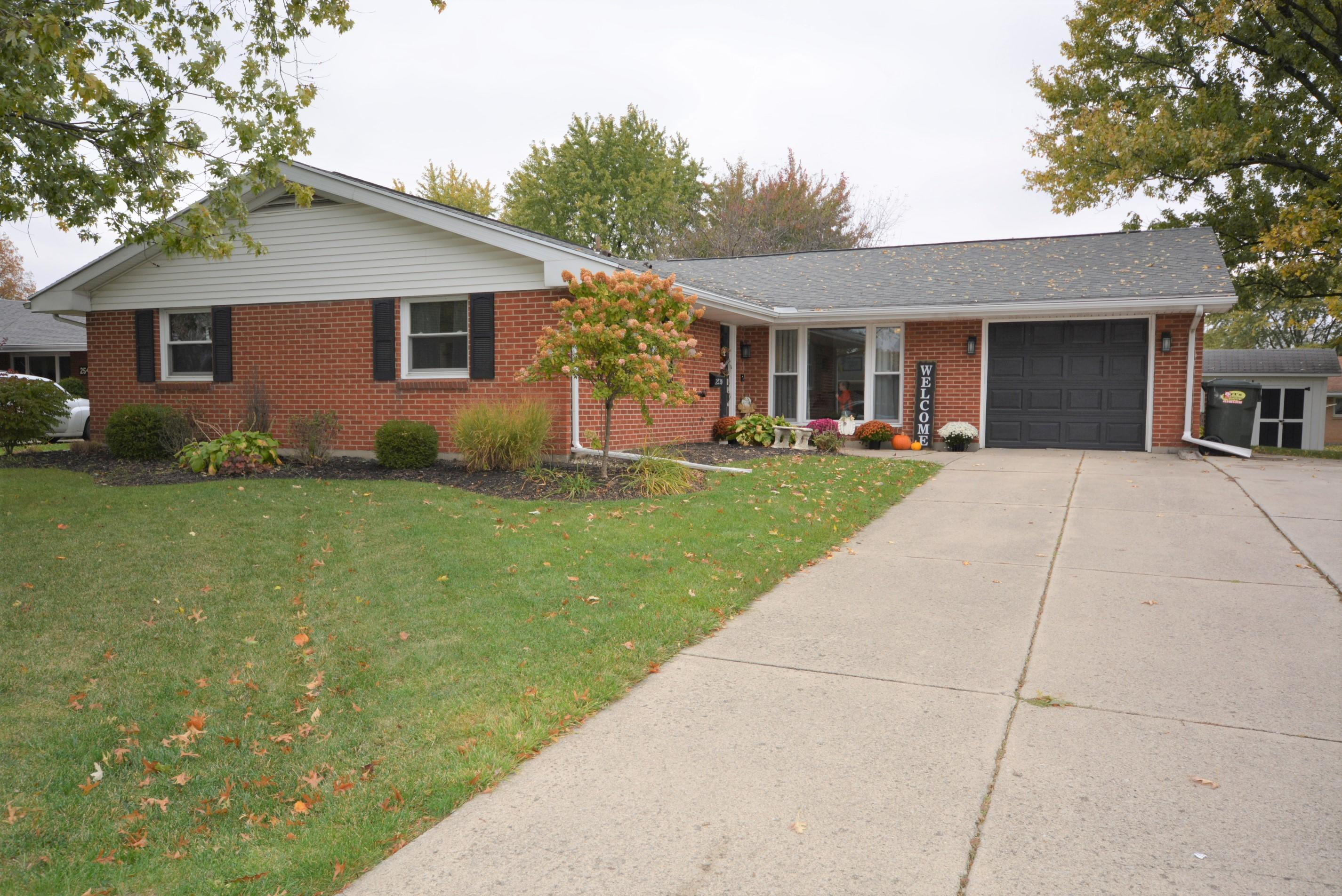 2530 Windsor Drive Property Photo - Lima, OH real estate listing