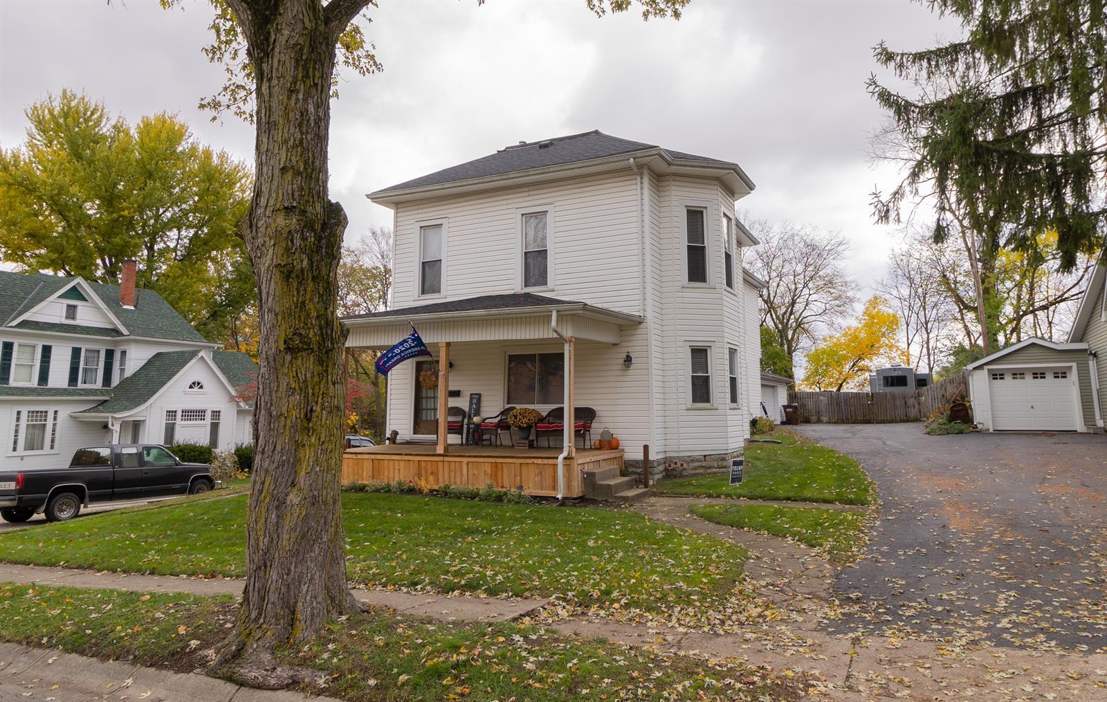 109 E Sandusky Street Property Photo - Mechanicsburg, OH real estate listing