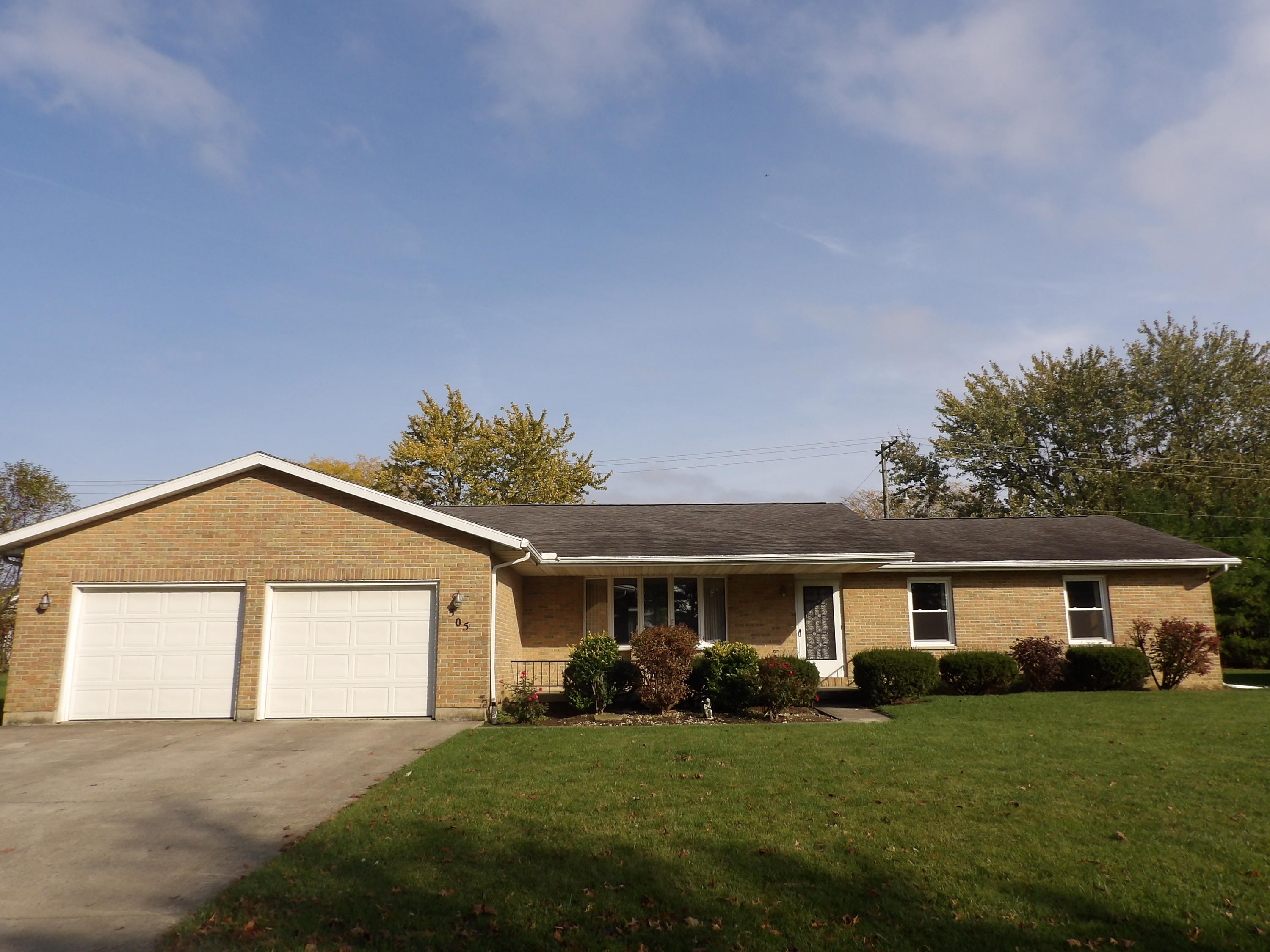 305 Briarwood Drive Property Photo - Coldwater, OH real estate listing