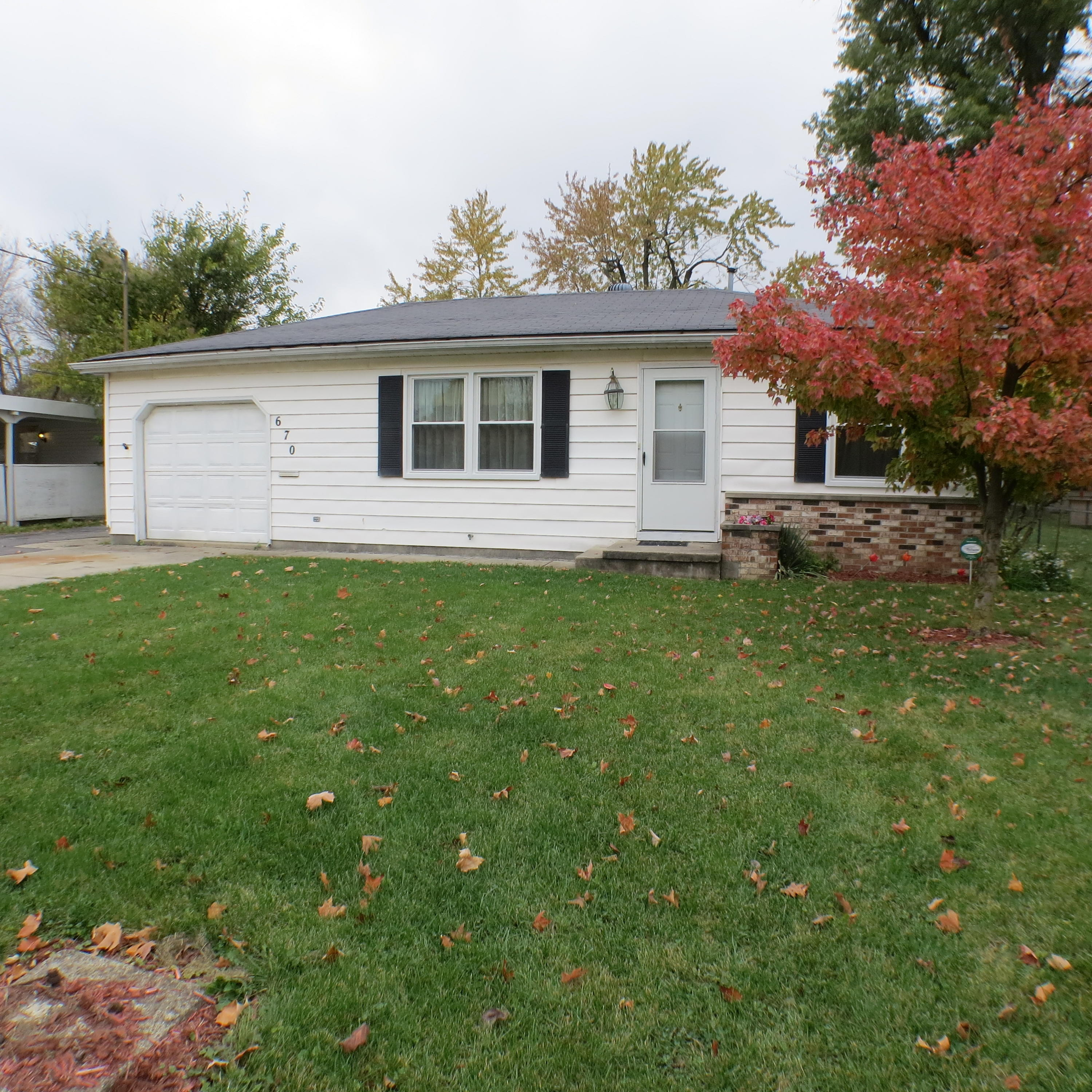 670 Marian Avenue Property Photo - Lima, OH real estate listing