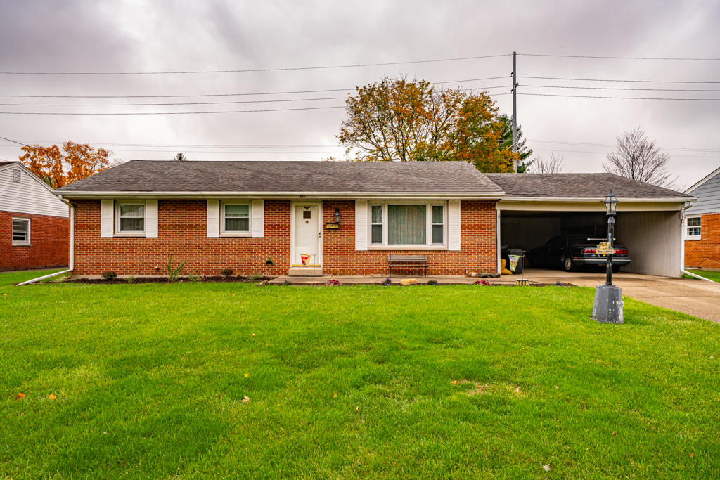 503 Ardmore Drive Property Photo - Trenton City, OH real estate listing