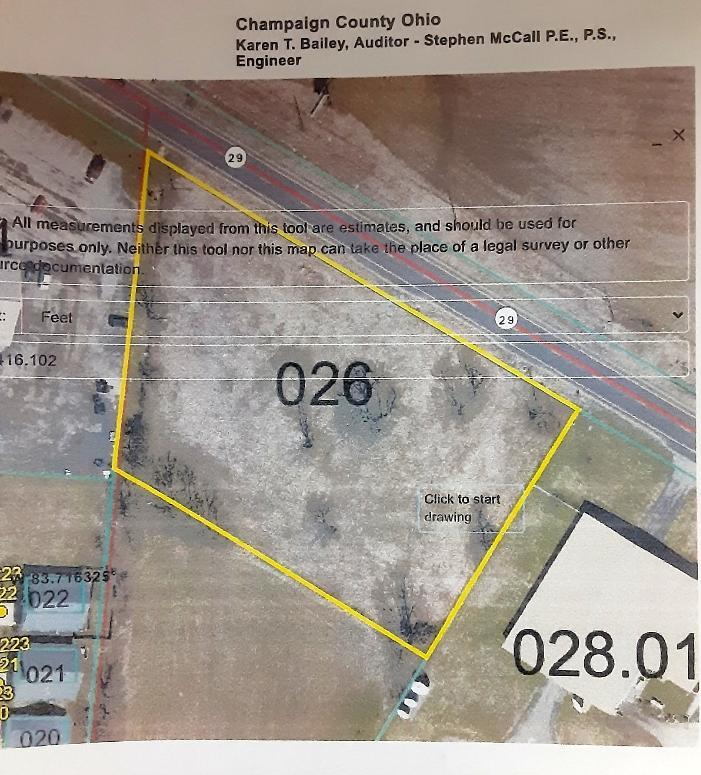 1501 E State Route 29 Property Photo