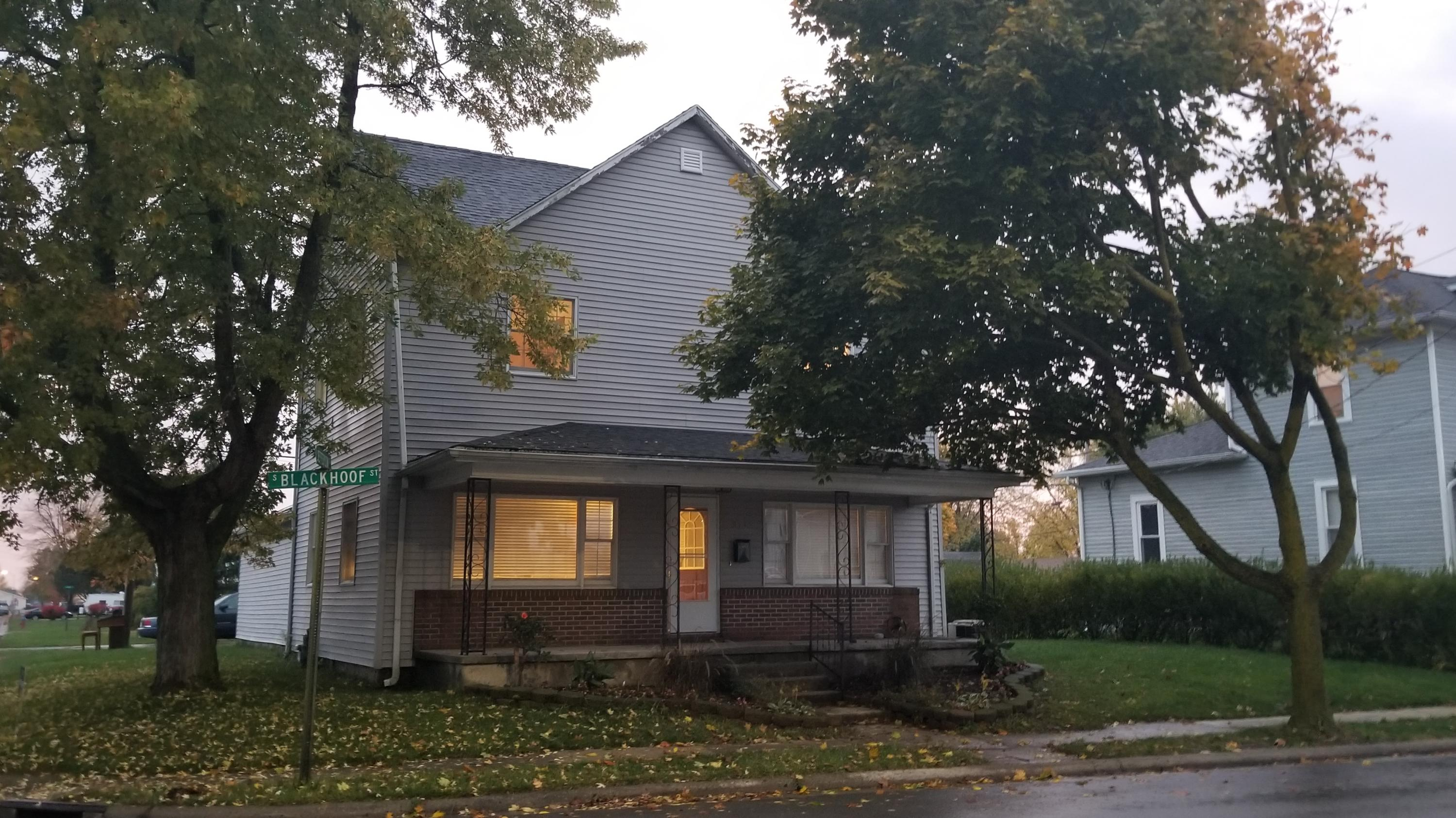 911 S Blackhoof Street Property Photo - Wapakoneta, OH real estate listing