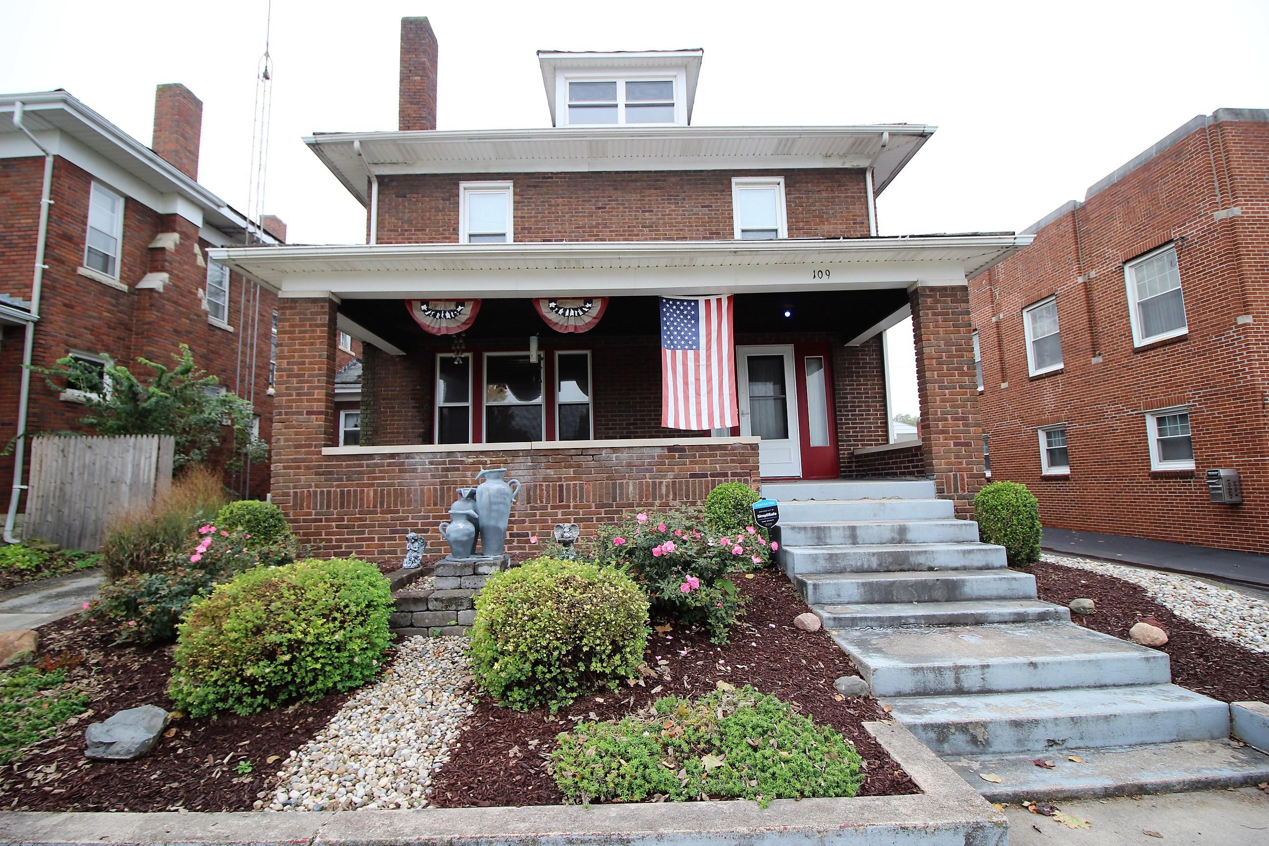 109 N Miami Avenue Property Photo - Bradford, OH real estate listing