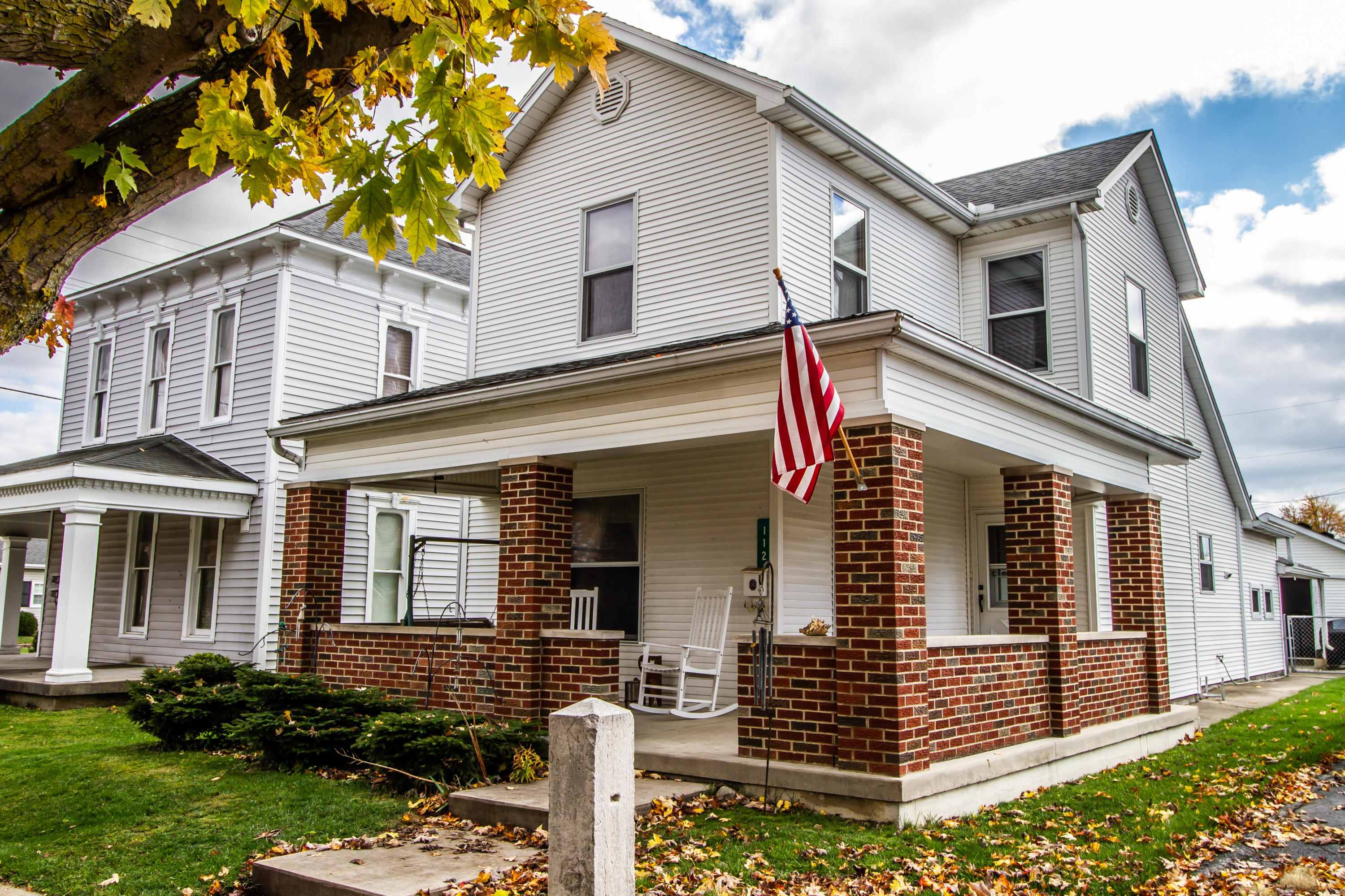 112 E South Street Property Photo - Arcanum, OH real estate listing