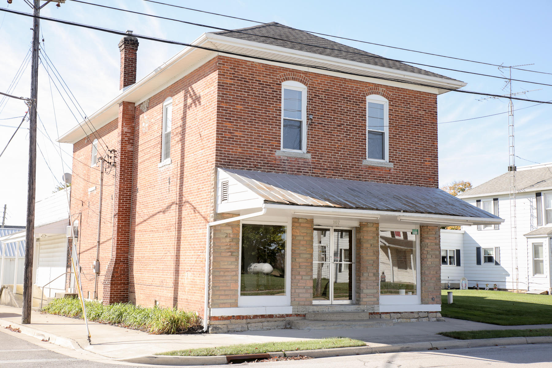 107-109 W Main Street Property Photo - Yorkshire, OH real estate listing