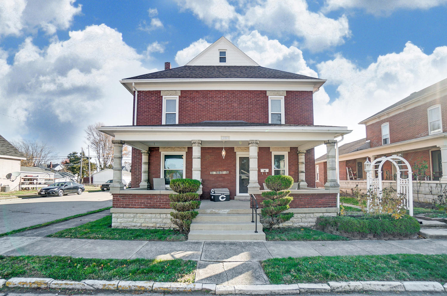 202 S Pearl Street Property Photo - Covington, OH real estate listing