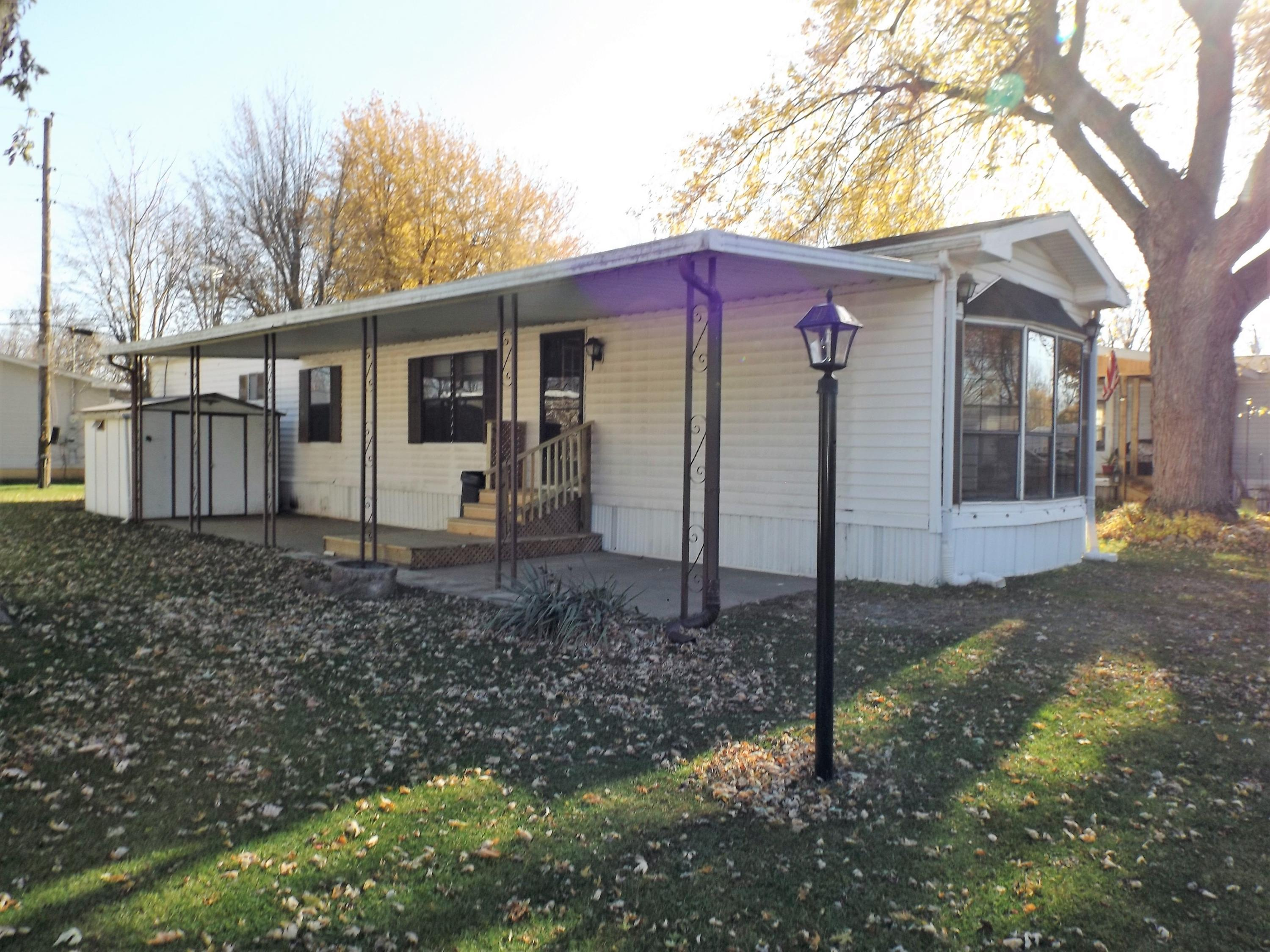 10974 Ash Street Property Photo - Lakeview, OH real estate listing