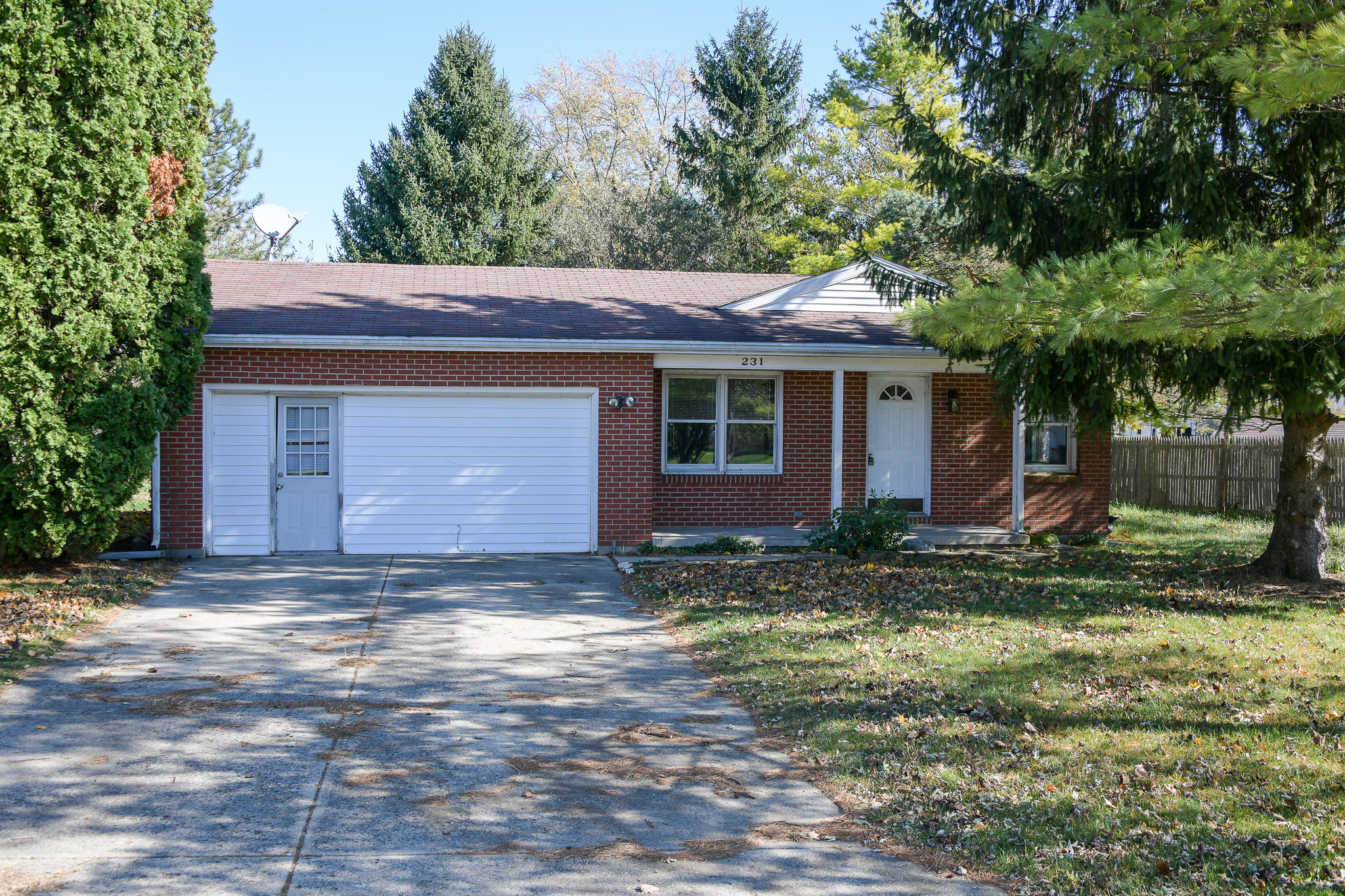 231 Brandy Lane Property Photo - North Lewisburg, OH real estate listing