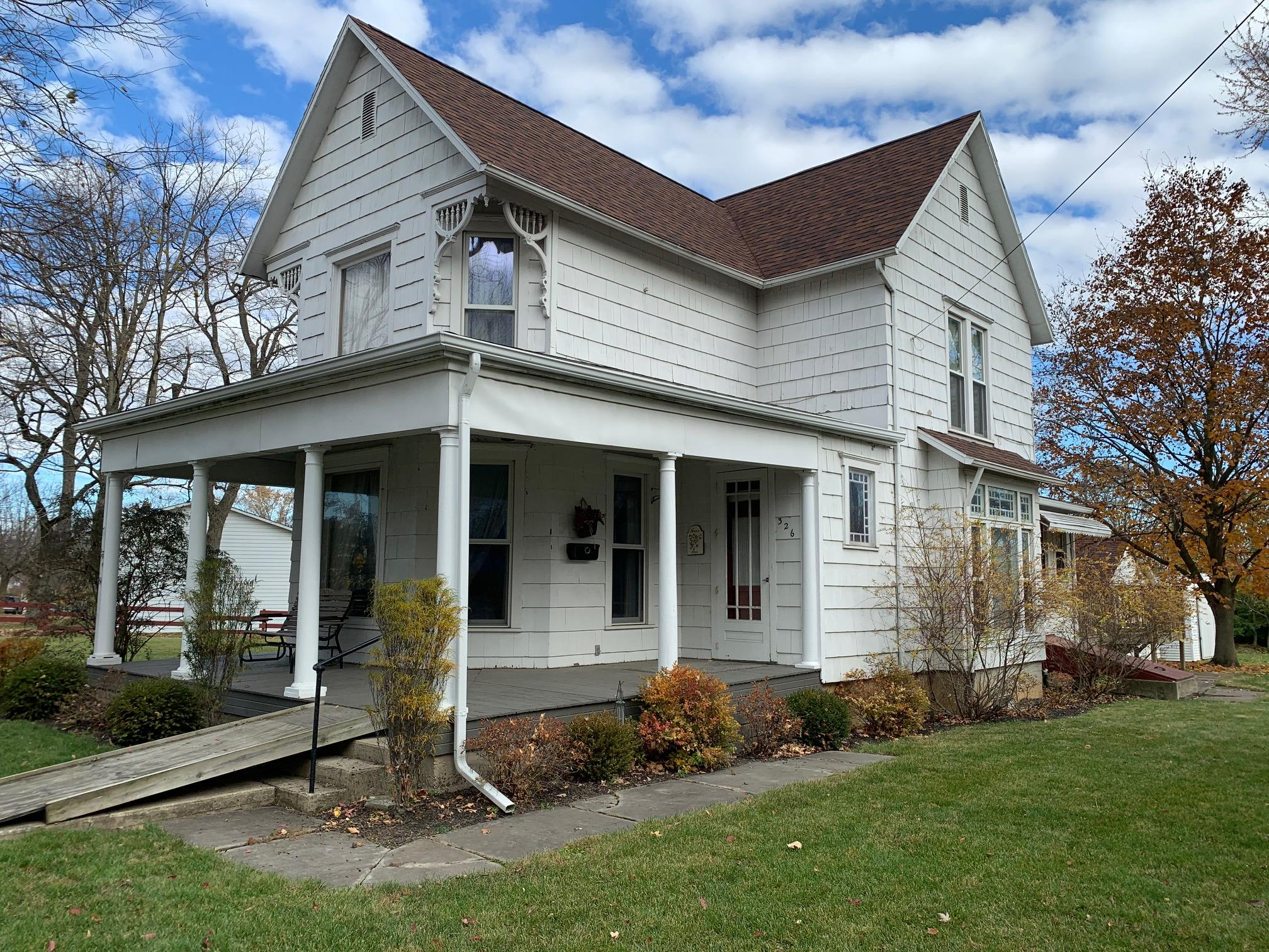 326 N Front Street Property Photo - Saint Marys, OH real estate listing