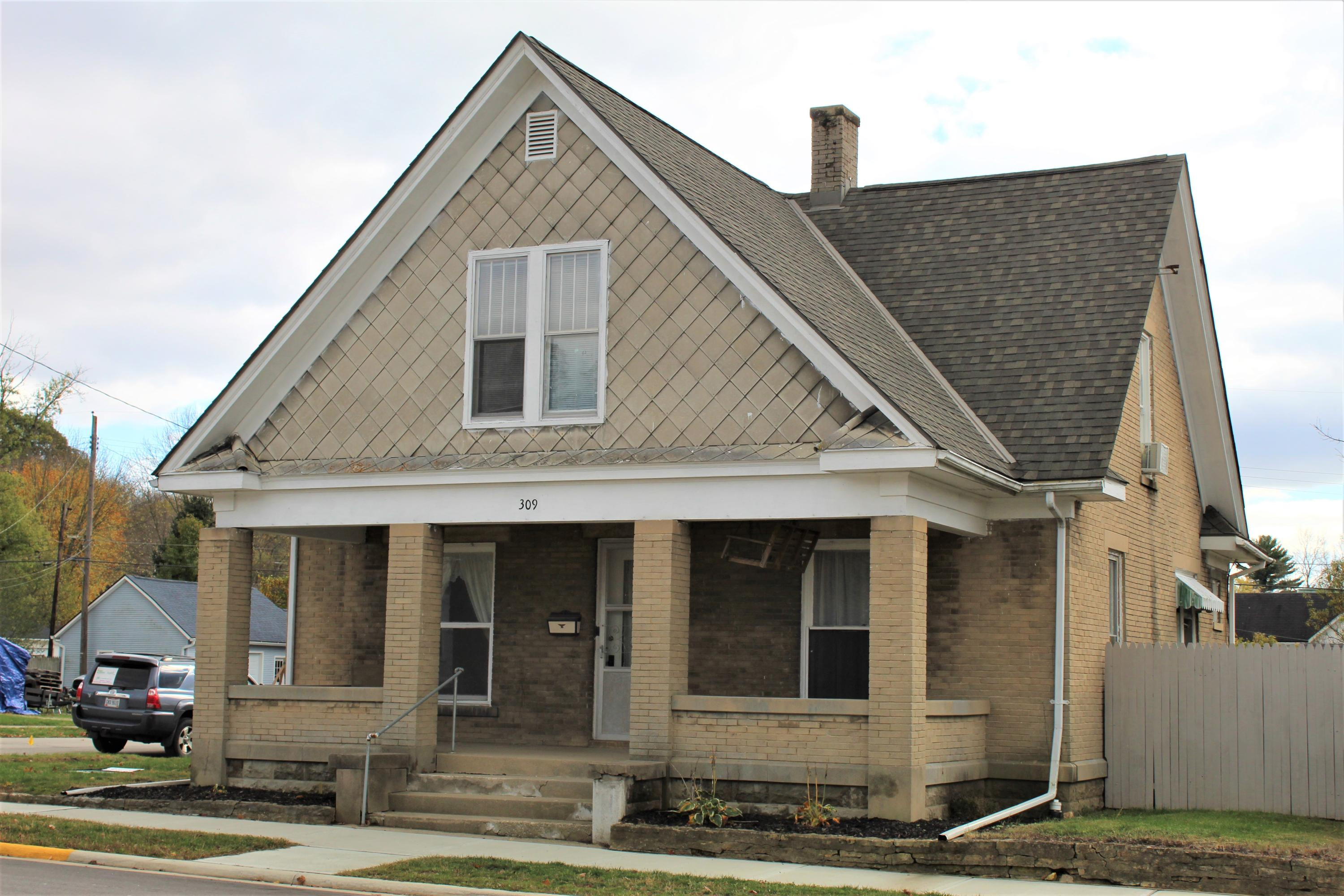 309 E Cherry Street Property Photo - New Paris, OH real estate listing