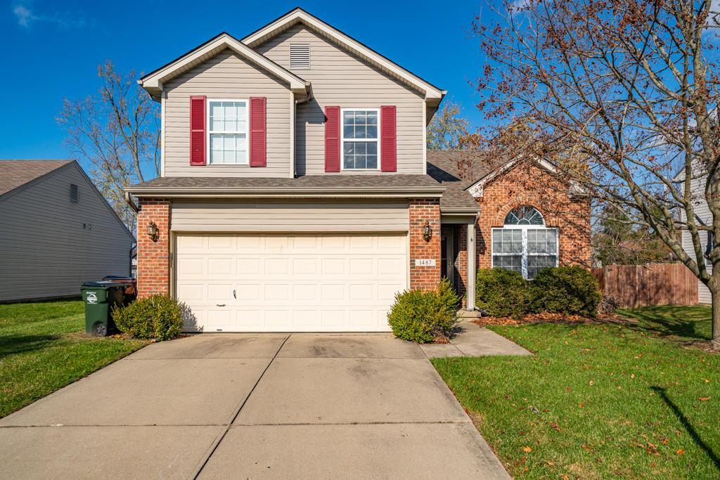 1487 Farrington Drive Property Photo - Dayton, OH real estate listing
