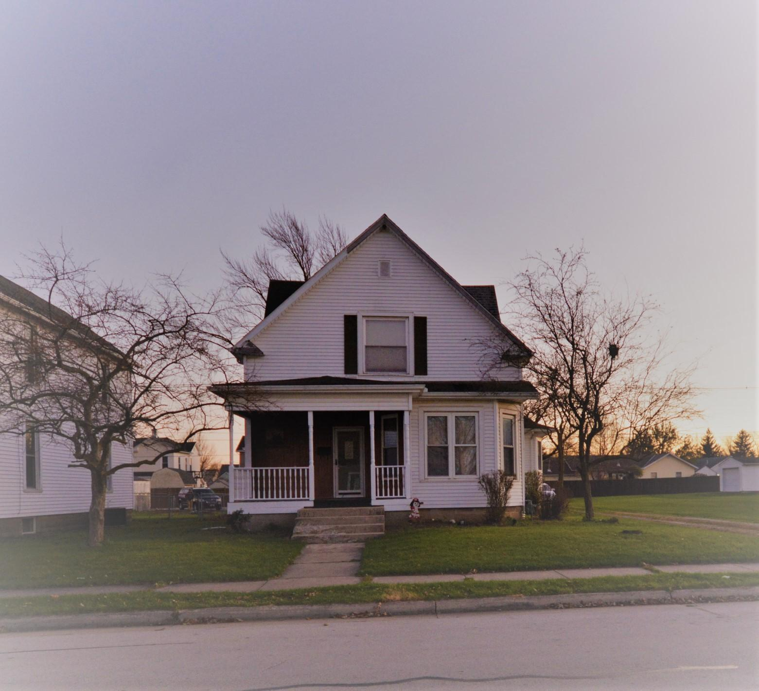 211 South Street Property Photo - Wapakoneta, OH real estate listing