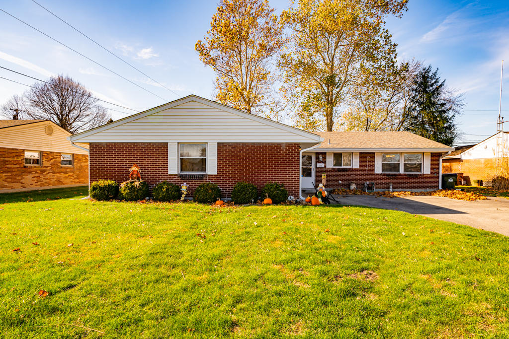 5645 Hollyhock Drive Property Photo - West Carrollton, OH real estate listing