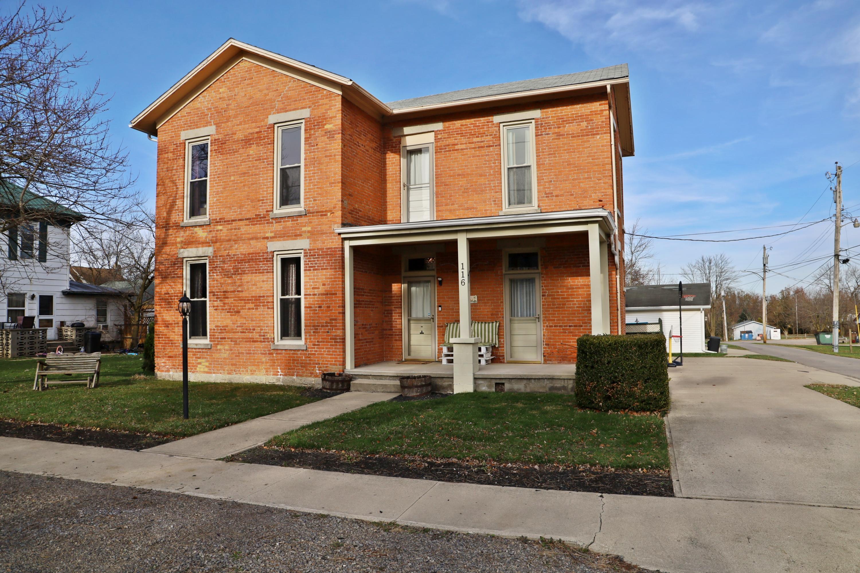 116 Rush Street Property Photo - Rushsylvania, OH real estate listing