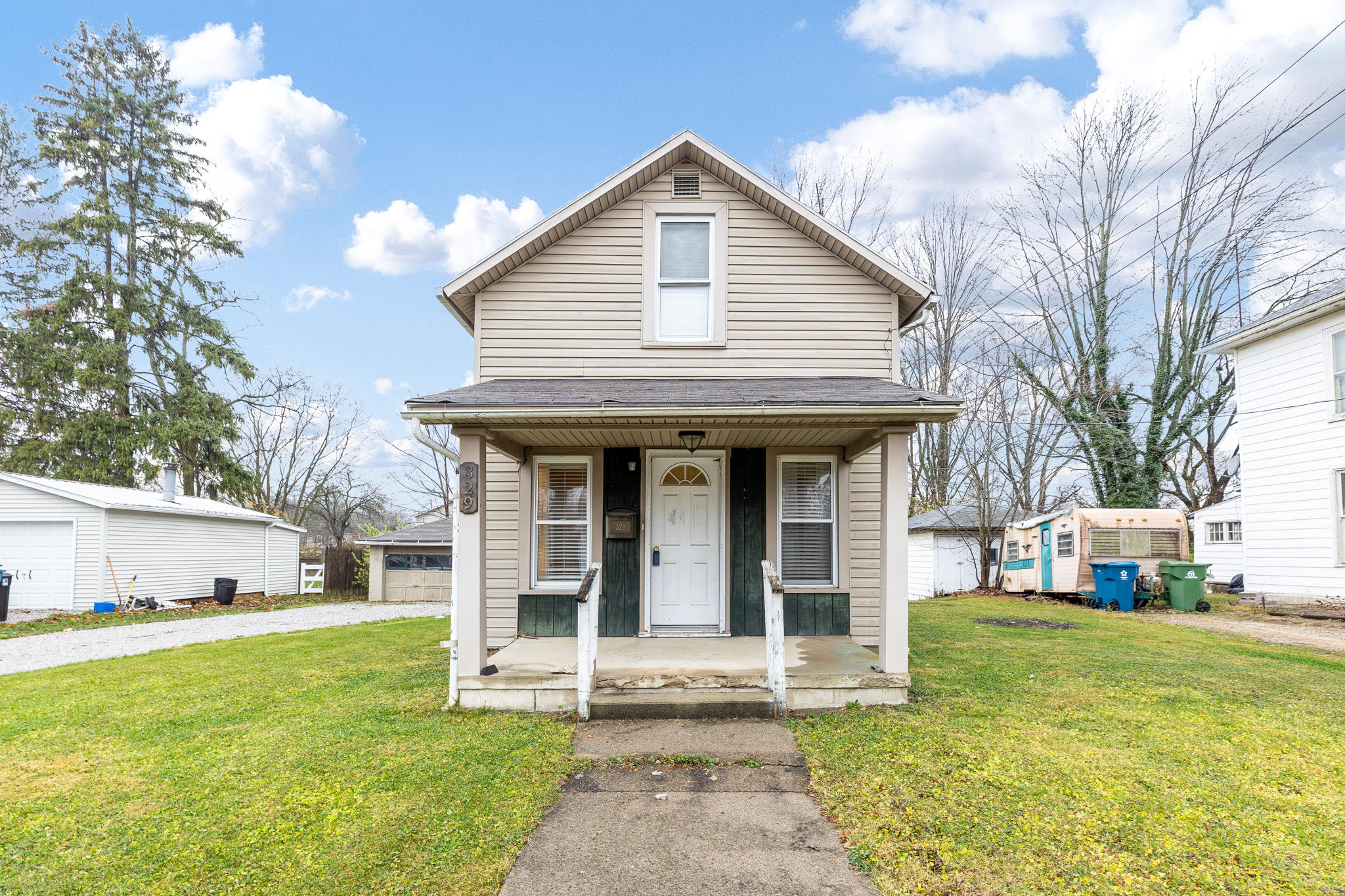 329 Sycamore Street Property Photo - Marysville, OH real estate listing