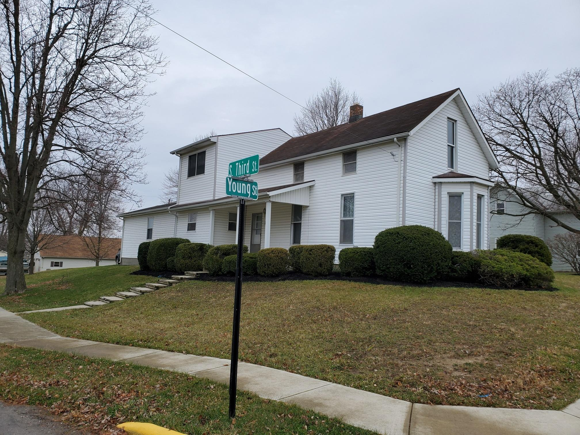 204 S 3rd Street Property Photo - Anna, OH real estate listing