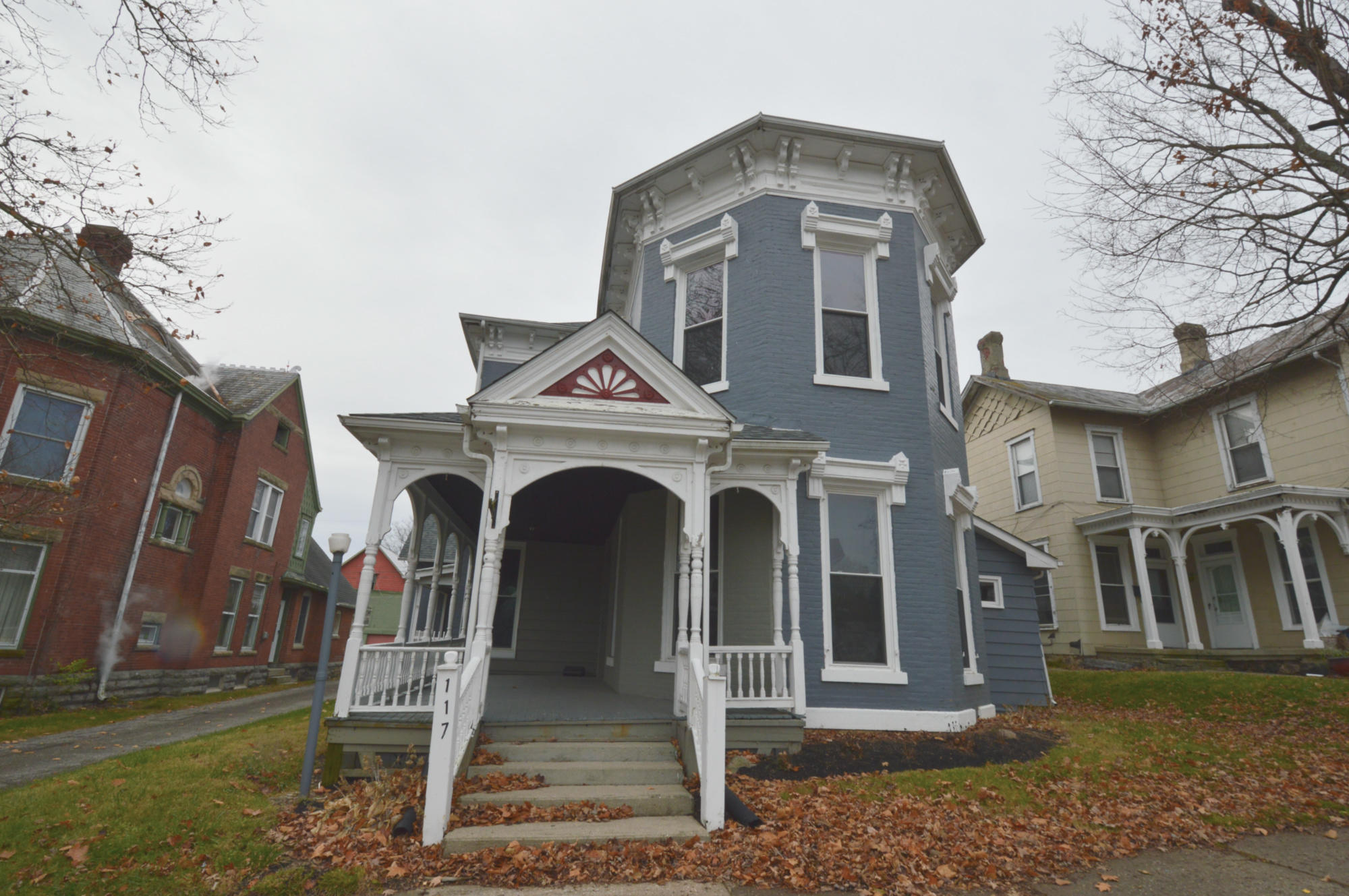 117 N Main Street Property Photo - Mechanicsburg, OH real estate listing