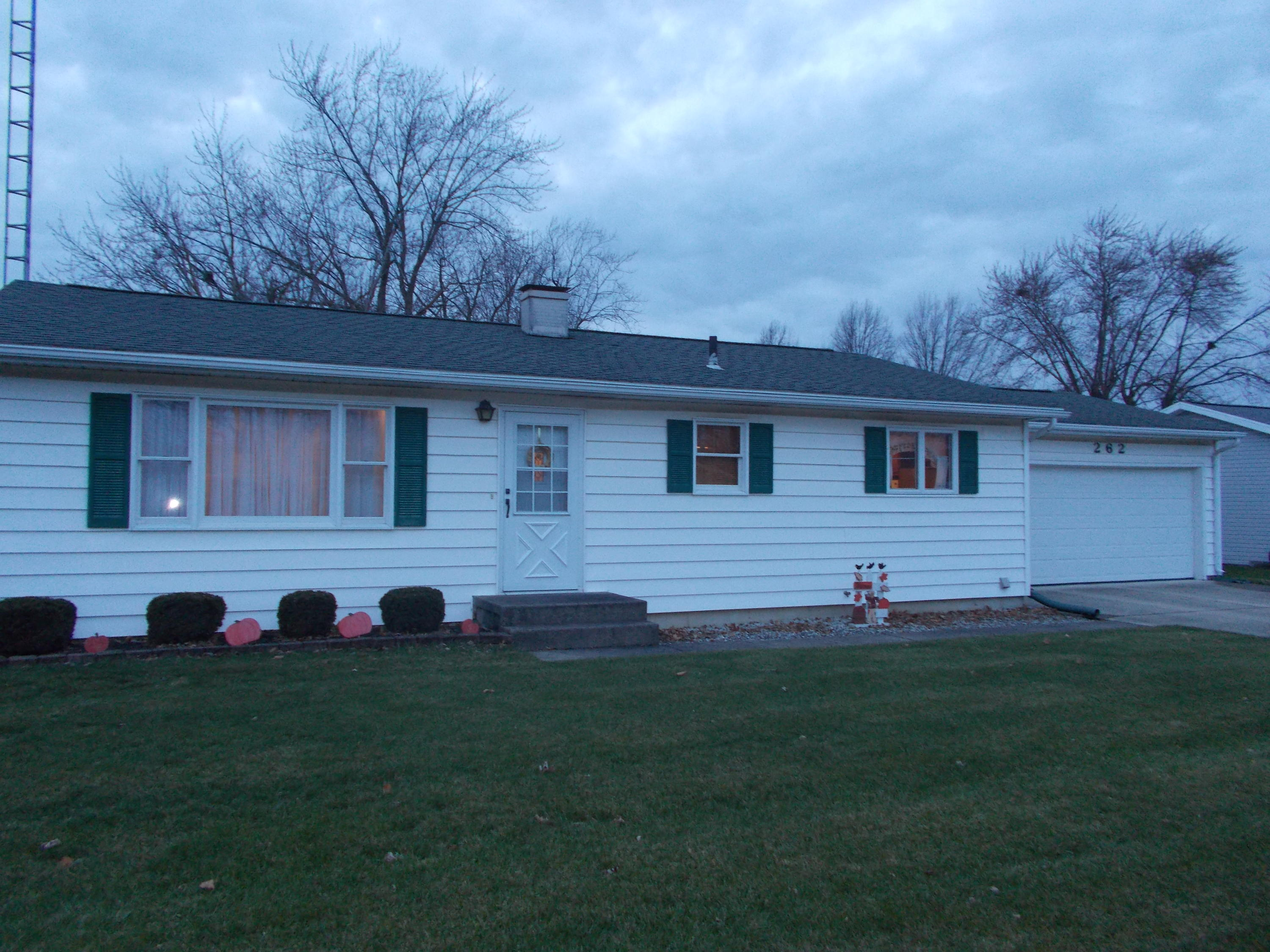 262 Spring Street Property Photo - Saint Henry, OH real estate listing