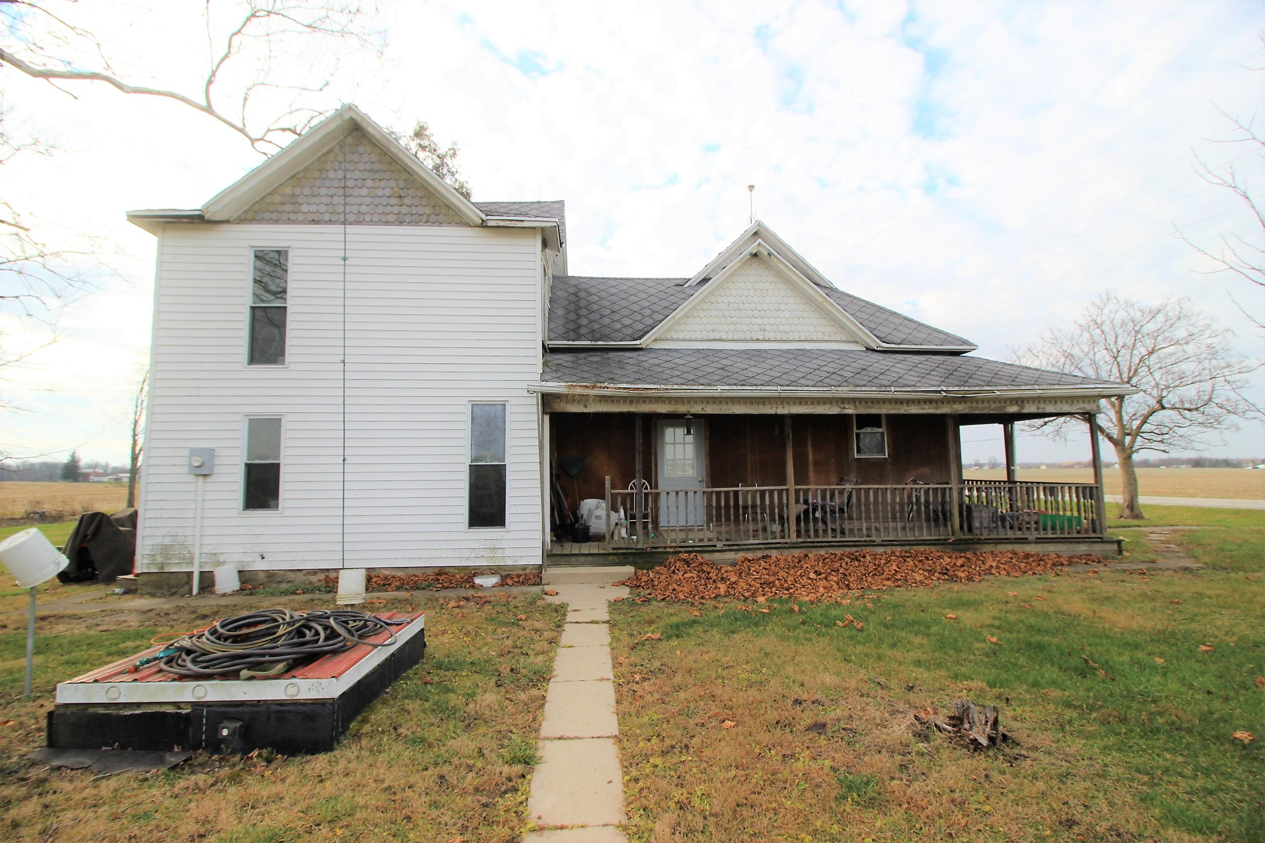 617 Hollansburg Arcanum Road Property Photo - Hollansburg, OH real estate listing