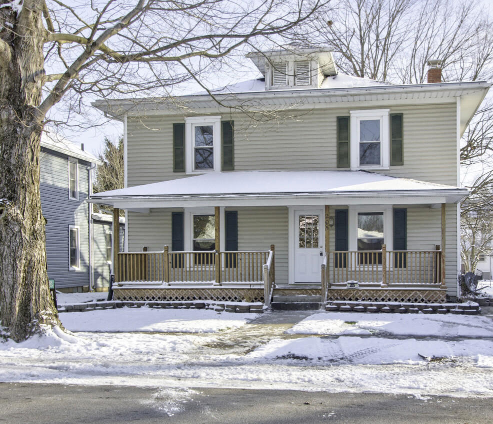205 Washington Street Property Photo - West Liberty, OH real estate listing