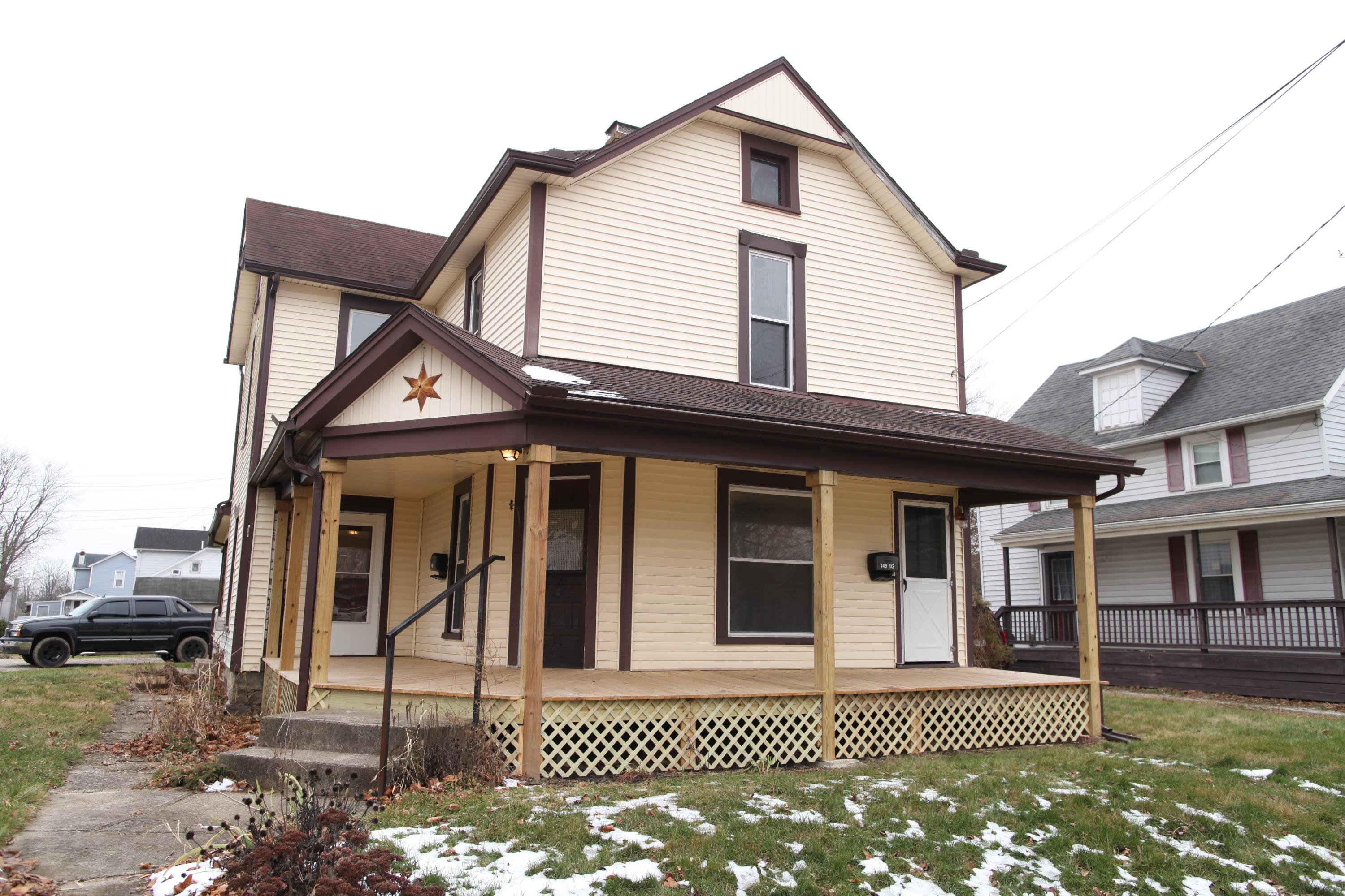 149 W Hamilton Street Property Photo - West Milton, OH real estate listing
