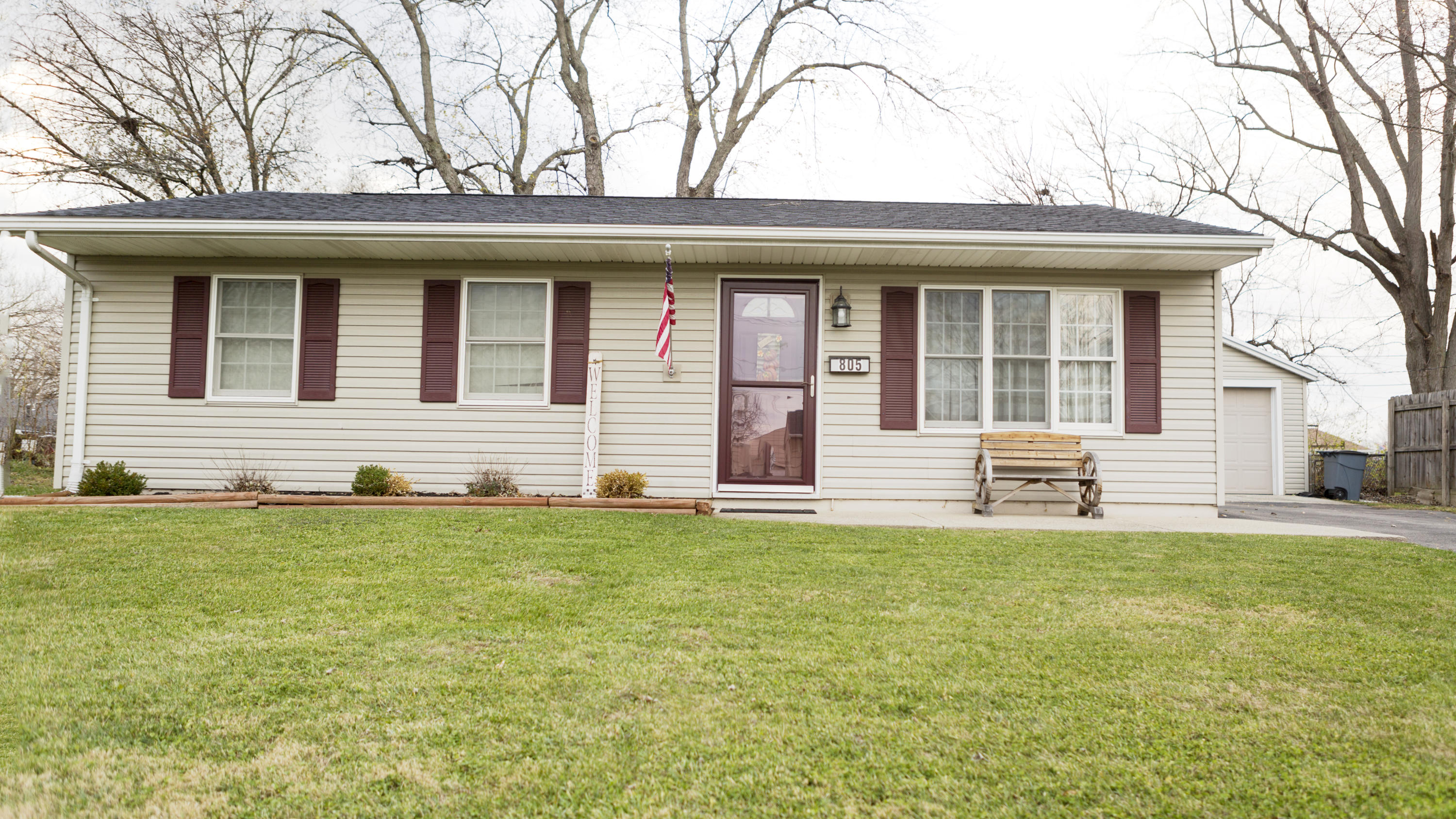 805 Hedwick Street Property Photo - New Carlisle, OH real estate listing