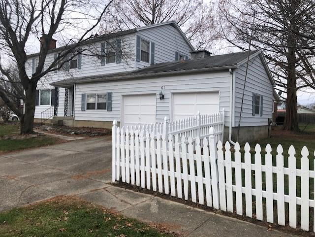 61 S Spring Street Property Photo - West Milton, OH real estate listing