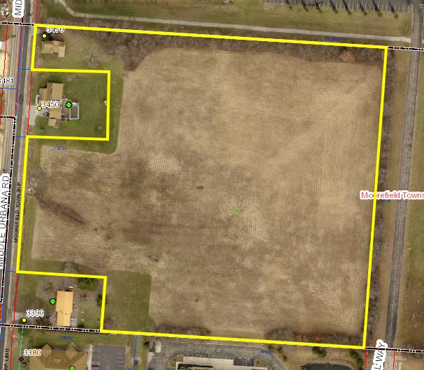 3470 Middle Urbana Road Property Photo