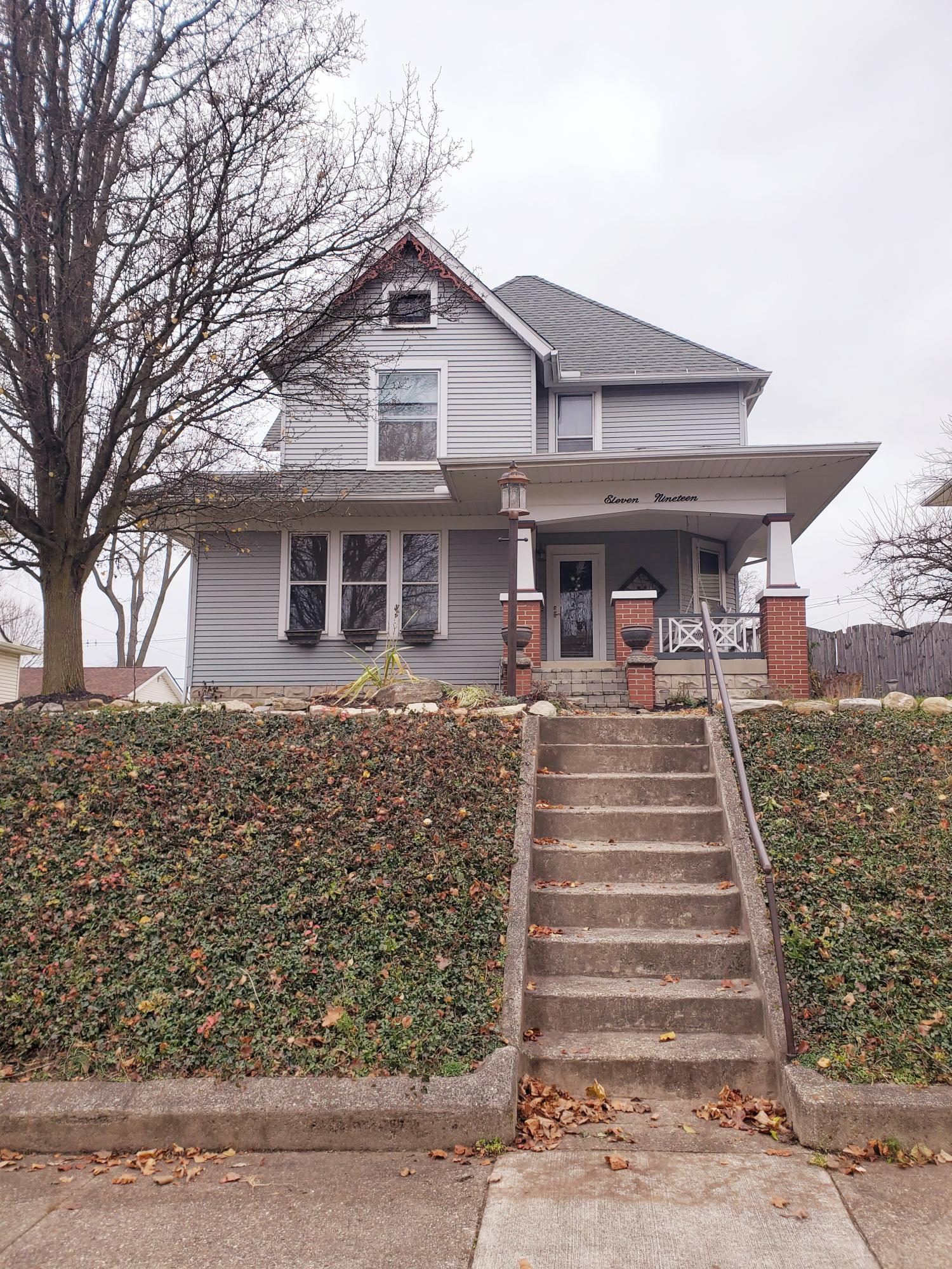 1119 Garfield Avenue Property Photo - Springfield, OH real estate listing