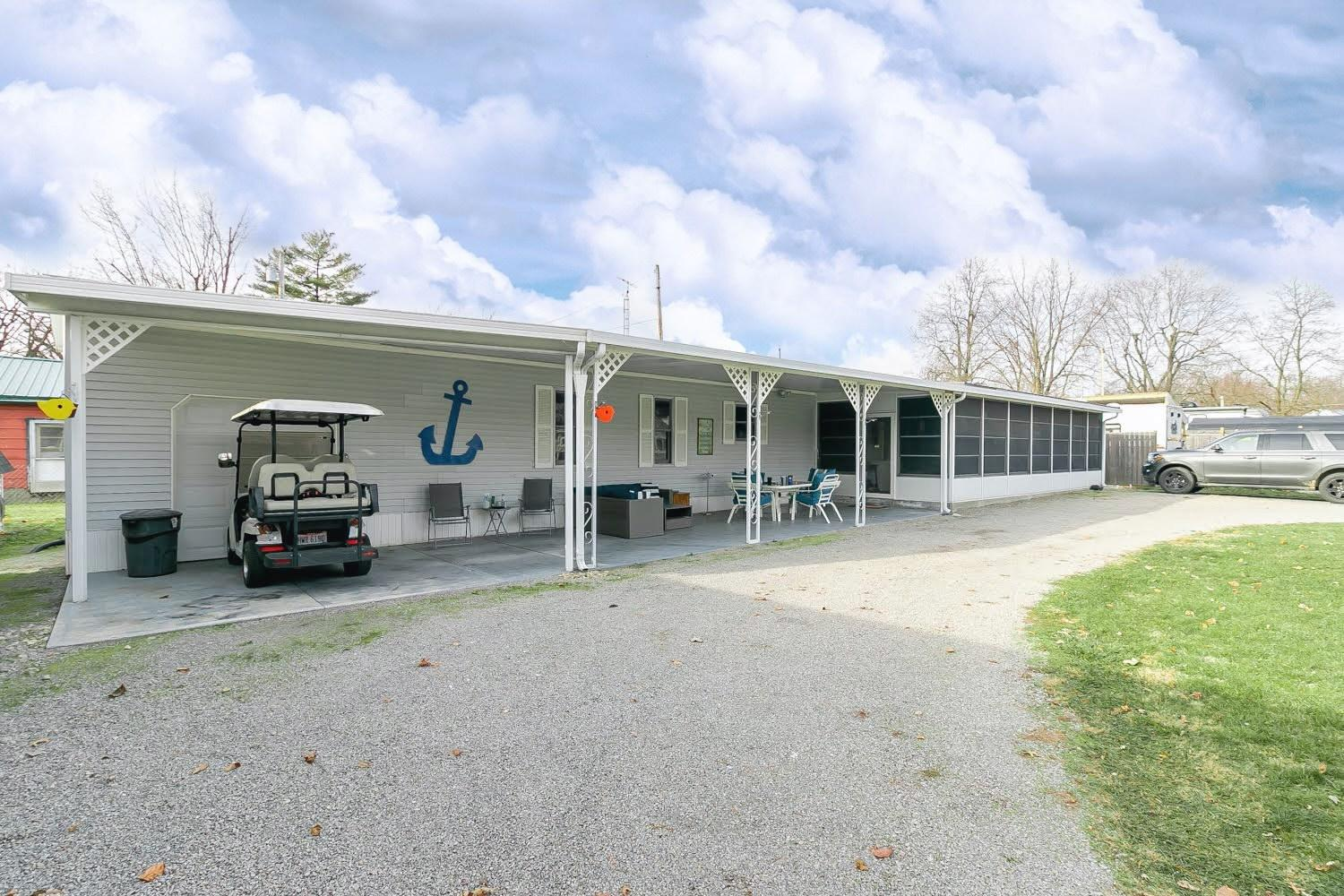 11195 Big Bear Path Property Photo - Lakeview, OH real estate listing