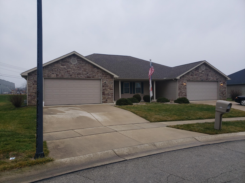 925 Woodridge Drive Property Photo - Saint Marys, OH real estate listing