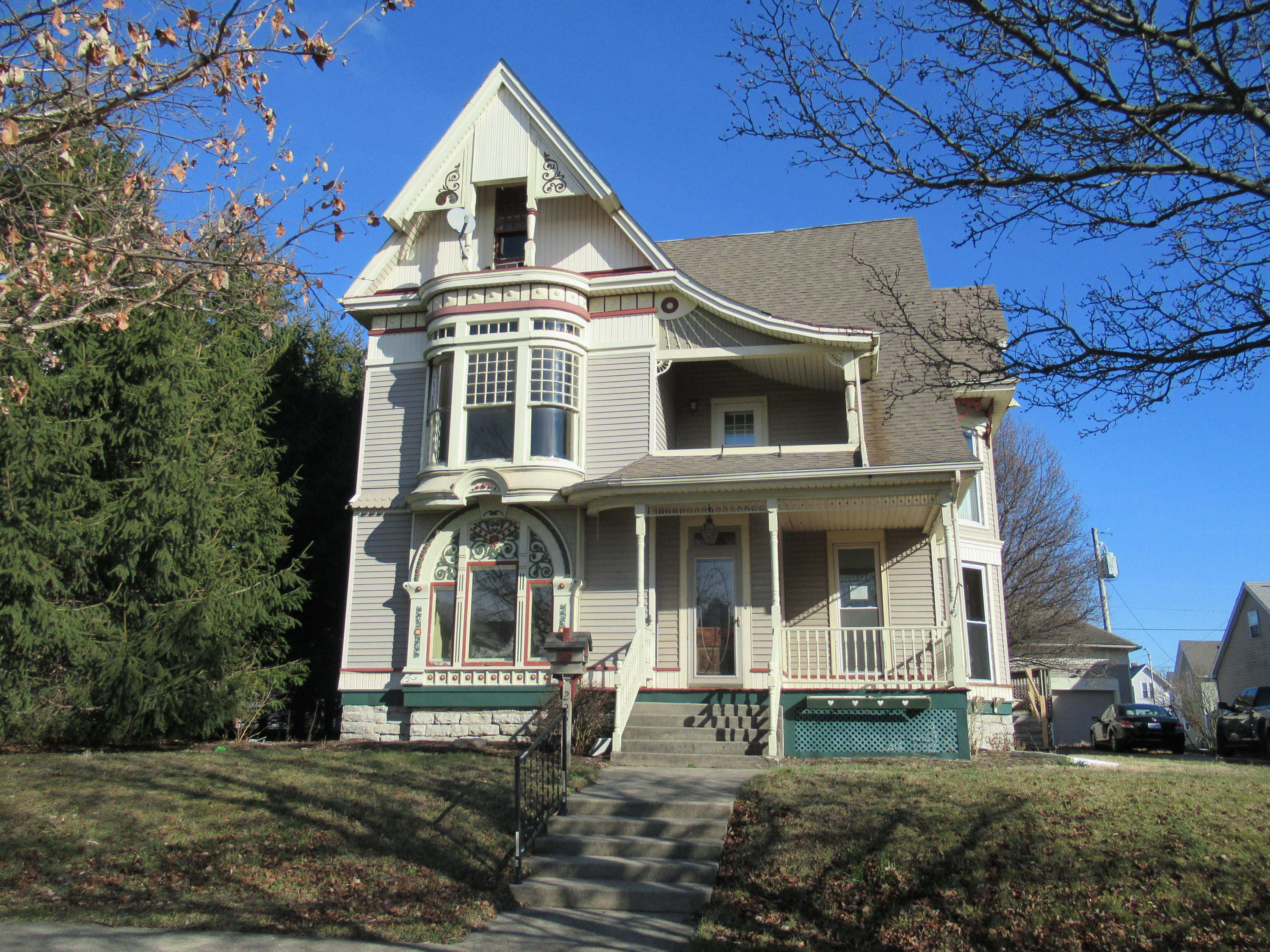 222 N Walnut Street Property Photo - Saint Marys, OH real estate listing