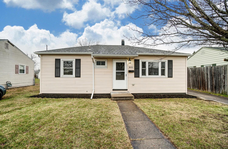 801 Barker Drive Property Photo 1