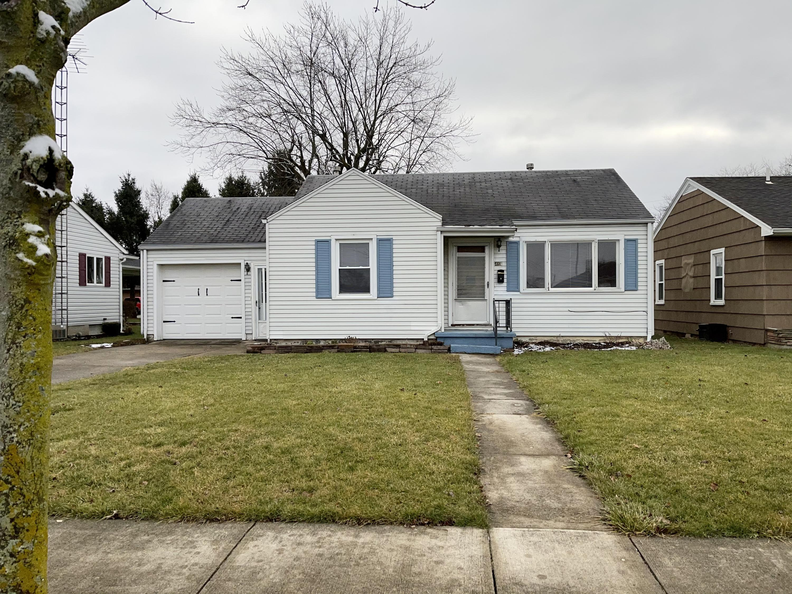 46 Reed Avenue Property Photo - Versailles, OH real estate listing