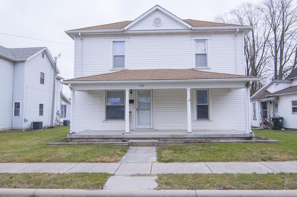 708 S Miami Avenue Property Photo - Bradford, OH real estate listing