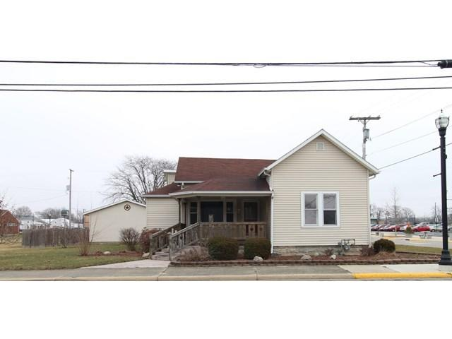 210 S Main Street Property Photo - Jackson Center, OH real estate listing