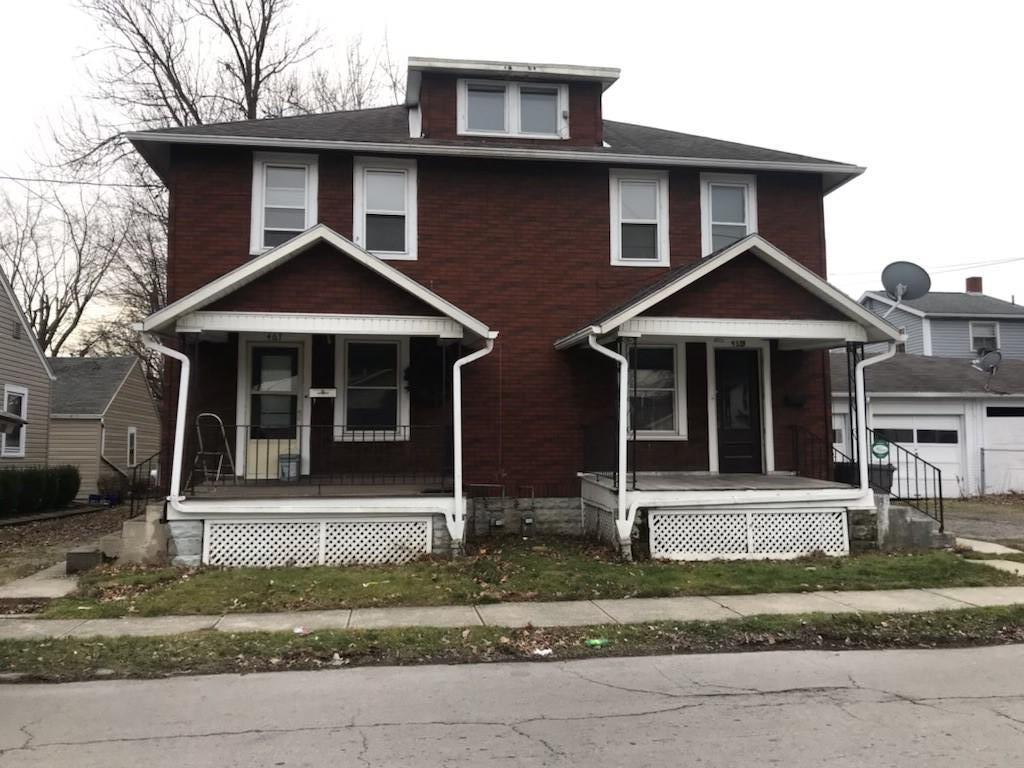 467 Ewing Street Property Photo - Lima, OH real estate listing