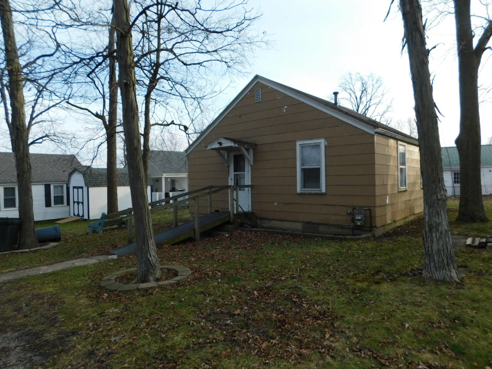 9819 Eagle Drive Property Photo - Huntsville, OH real estate listing